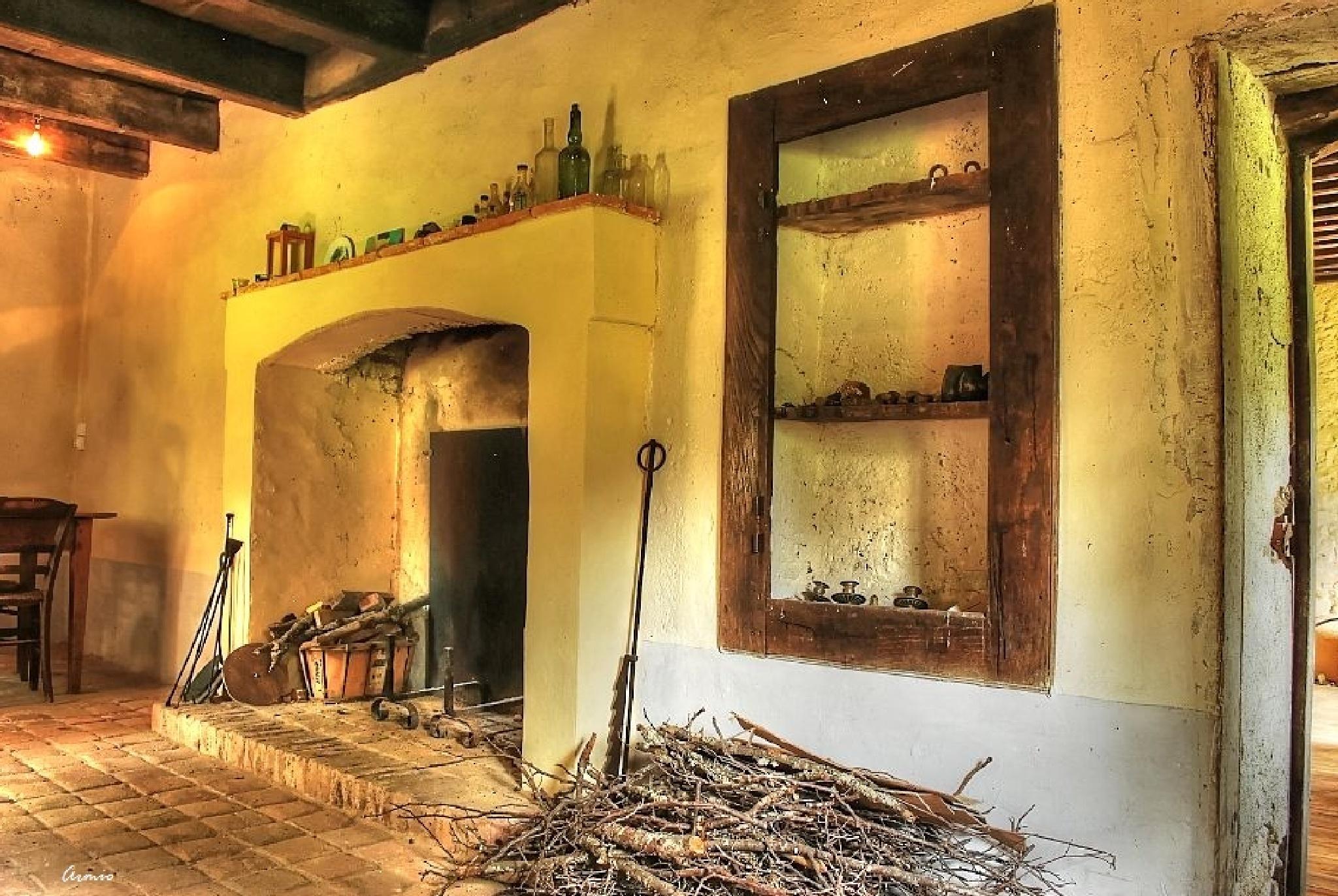 Fireplace by Armio