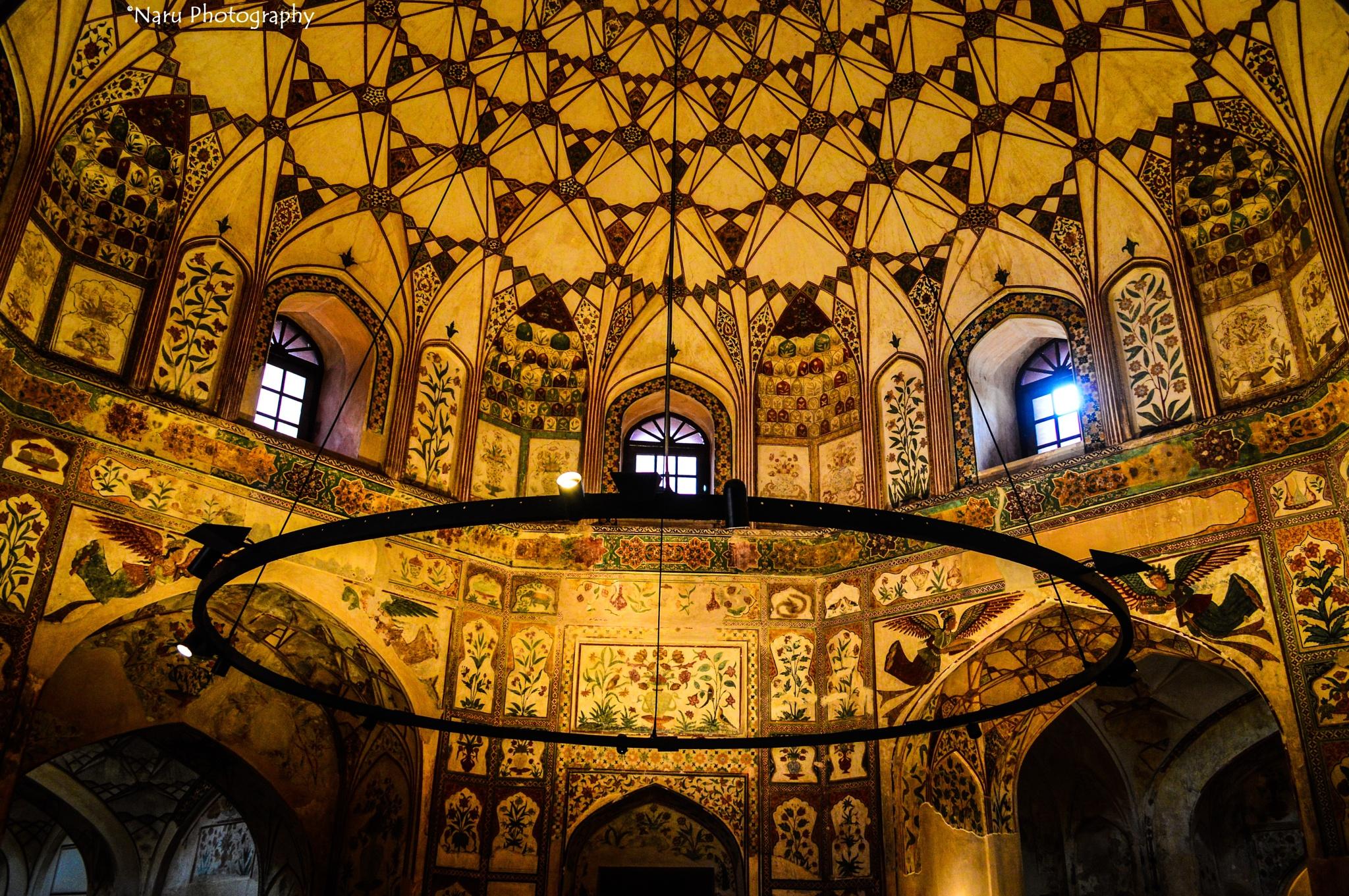 Shahi Hamam, Interior by Jawad Ghazanfar Naru