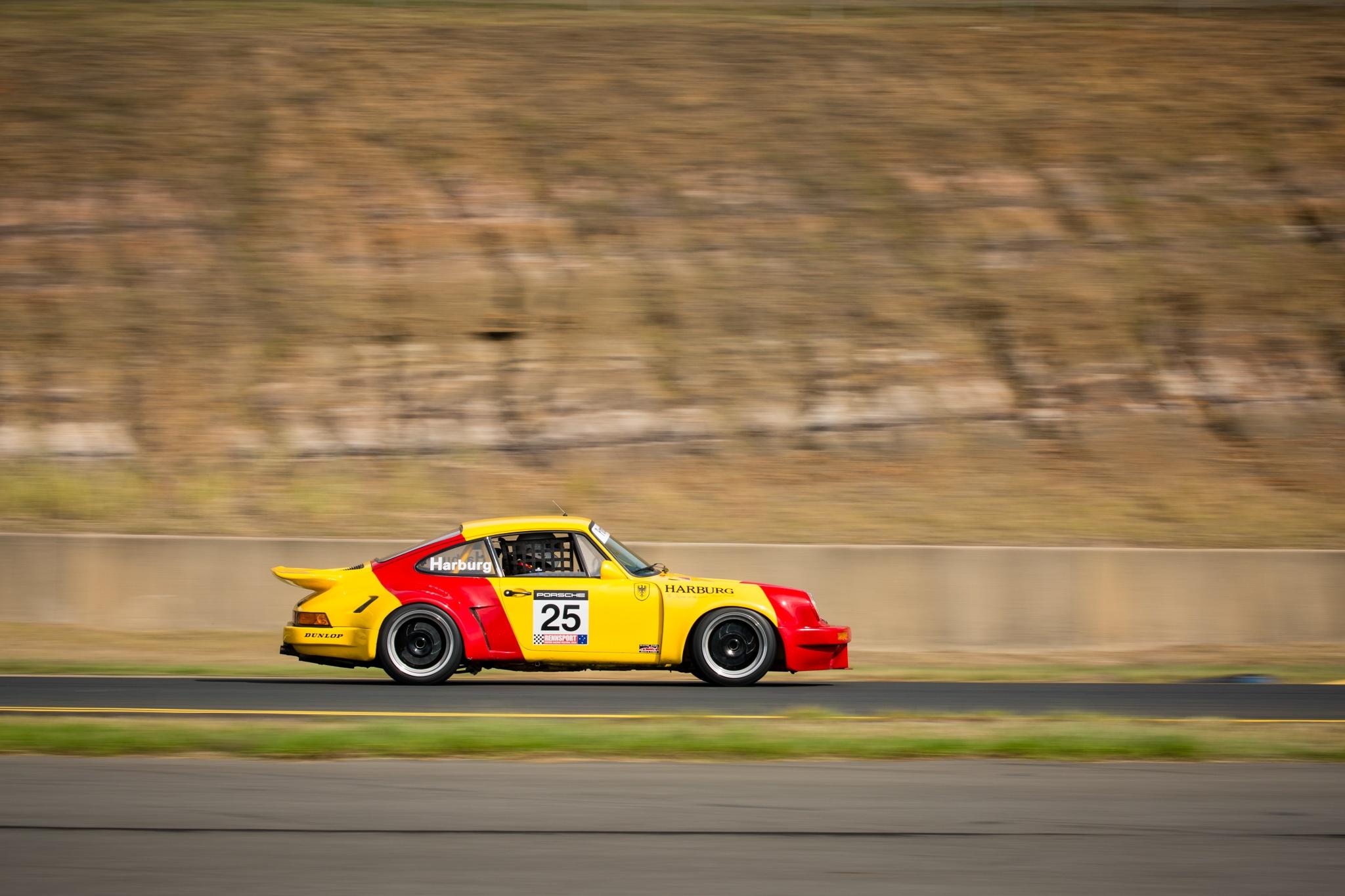 Photo in Sports #porsche #rennsport #rs #911 #gt #car #racing #motoring #motorsport #autosport #speed #fast #sydney motorsport #park #eastern creek raceway