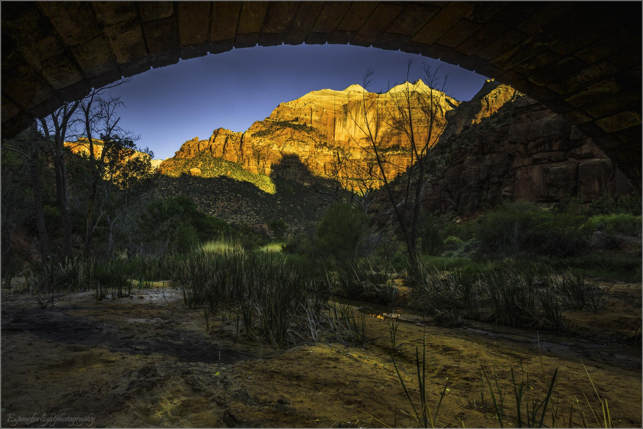 Through The Arch by Brianclark4