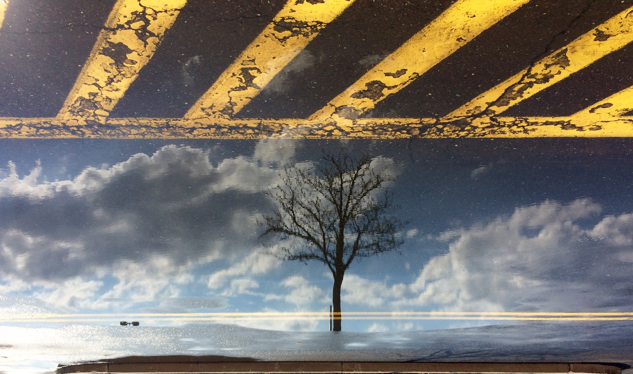 Street Reflections by DeniseVanOsten