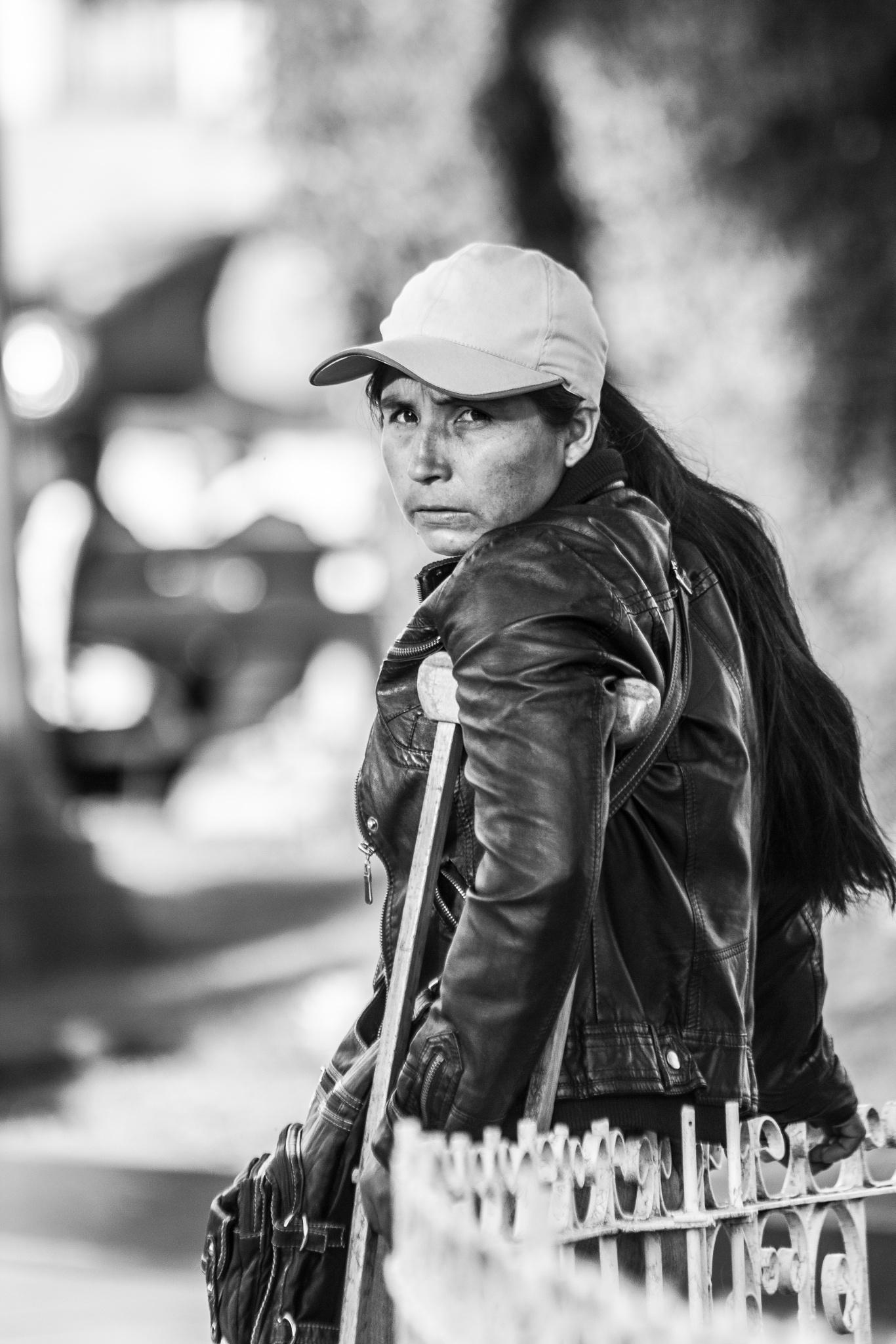 Street Photography Abancay by MatiasAlvarezReyes