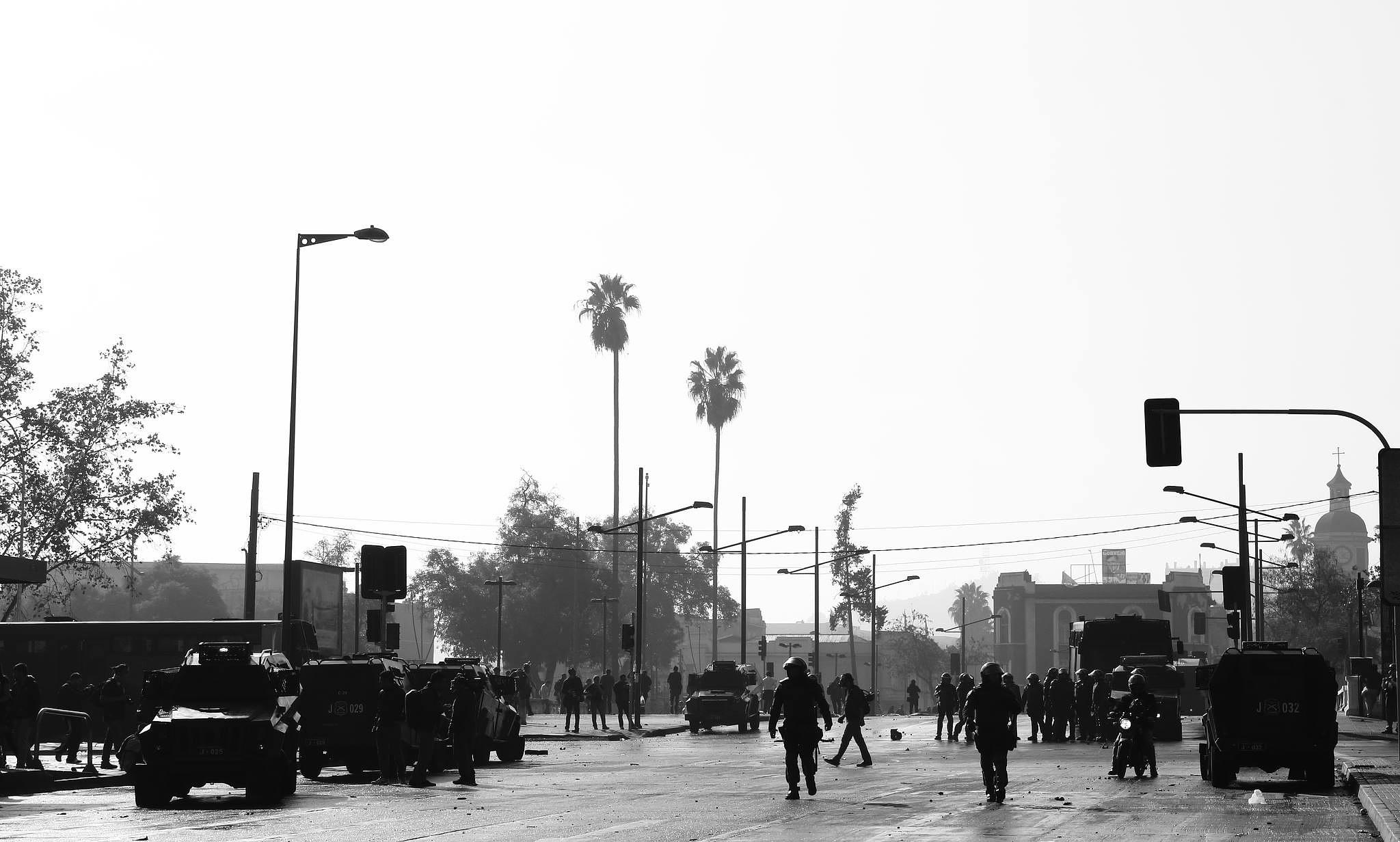 Land of the cops by MatiasAlvarezReyes