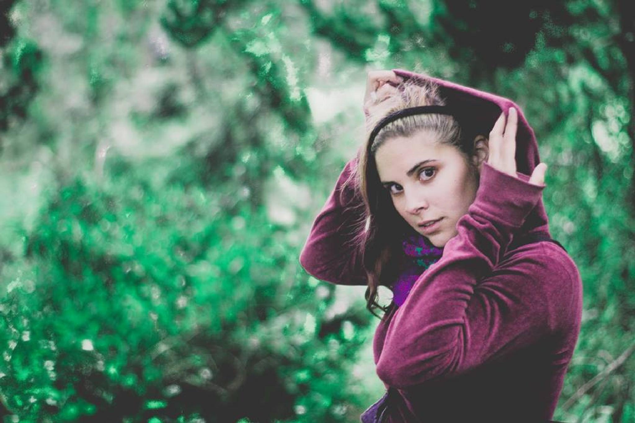 Portrait 2 by MatiasAlvarezReyes