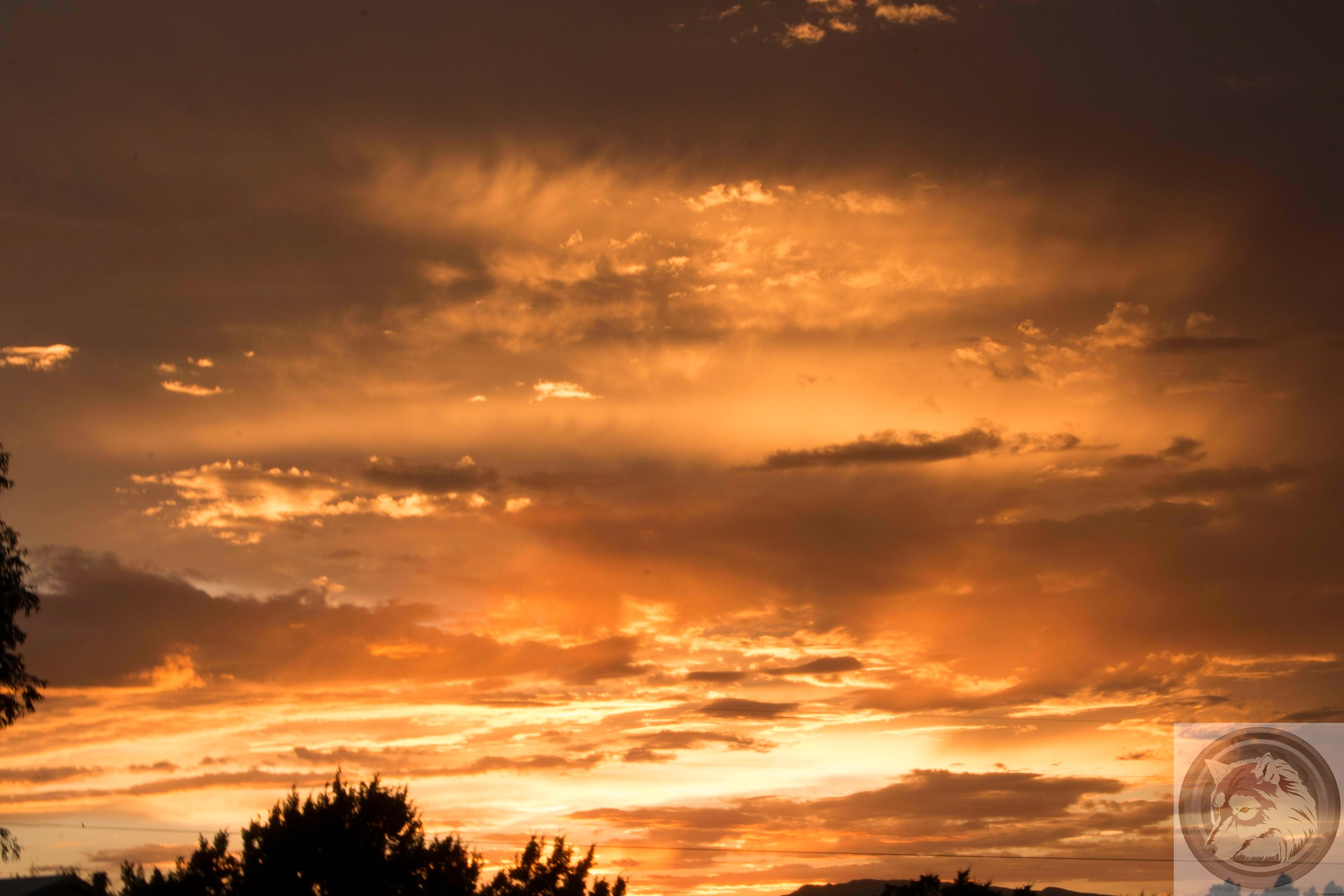 New Mexico Sunset by emsphotonut41