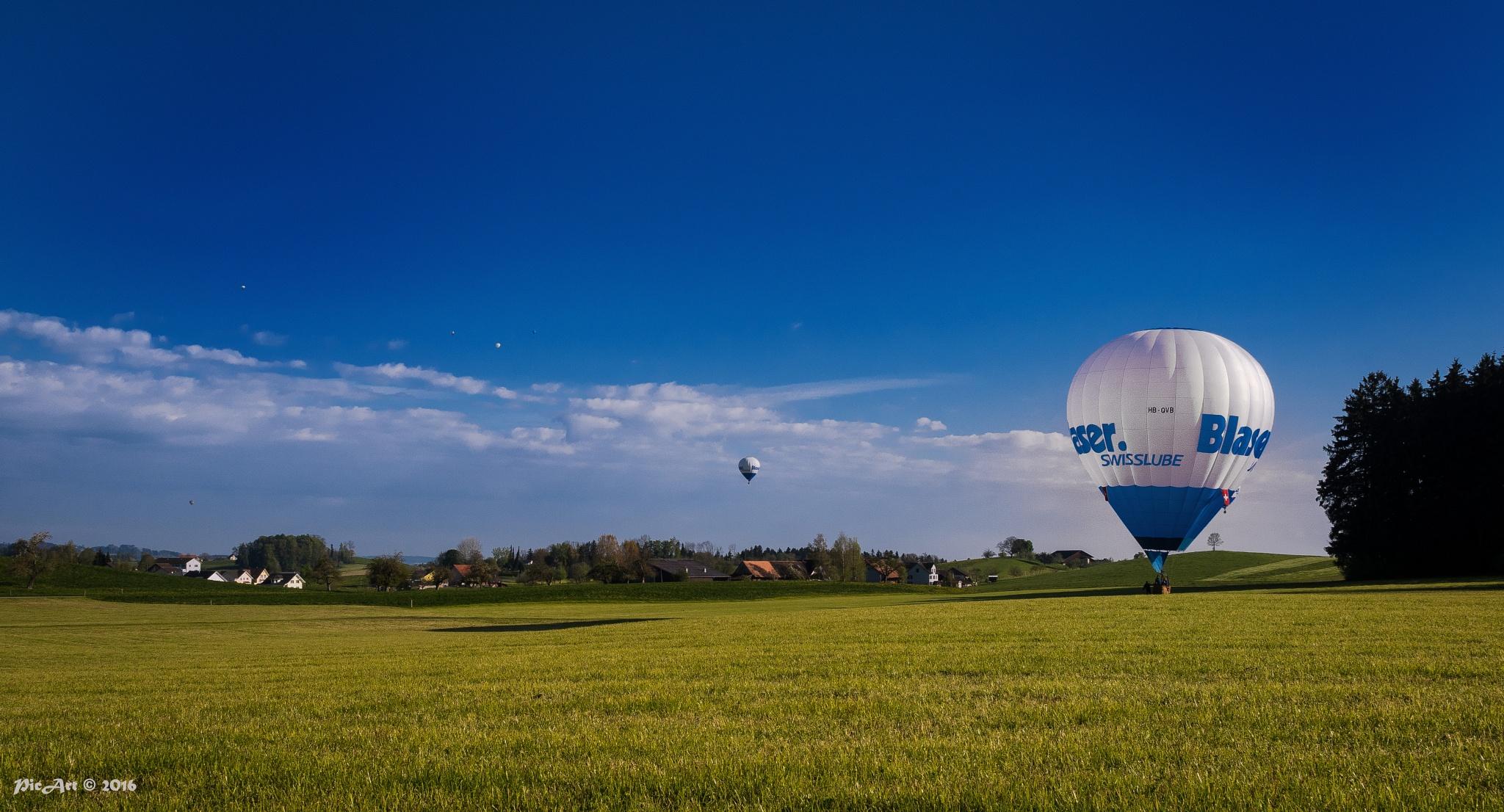 Ballon by  Spengler