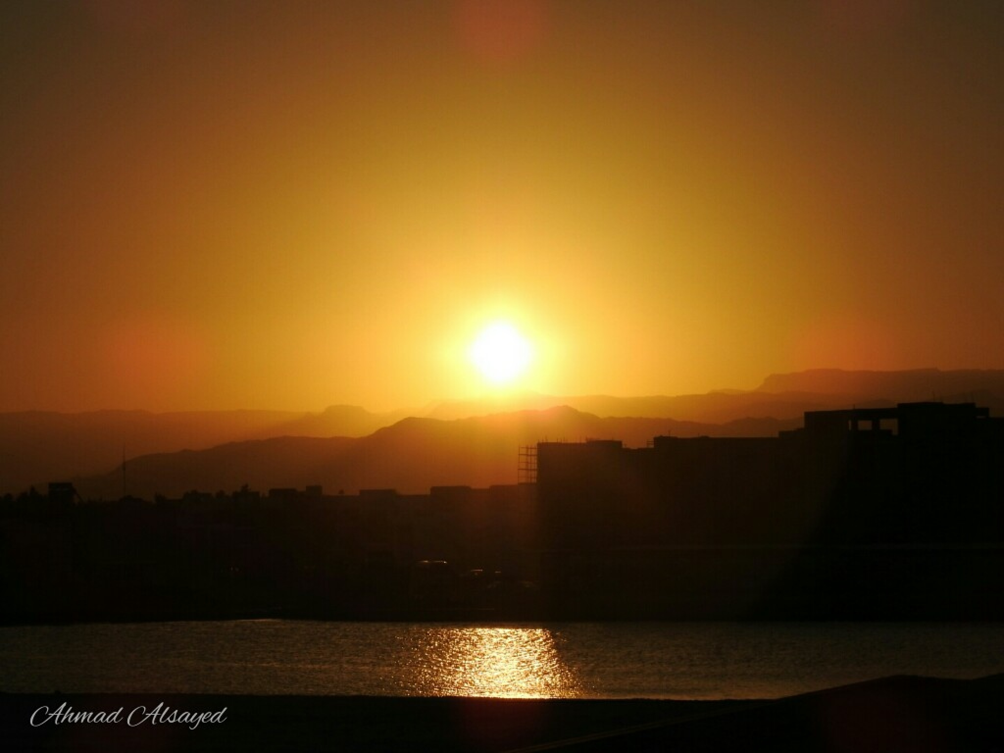Untitled by Ahmad Alsayed