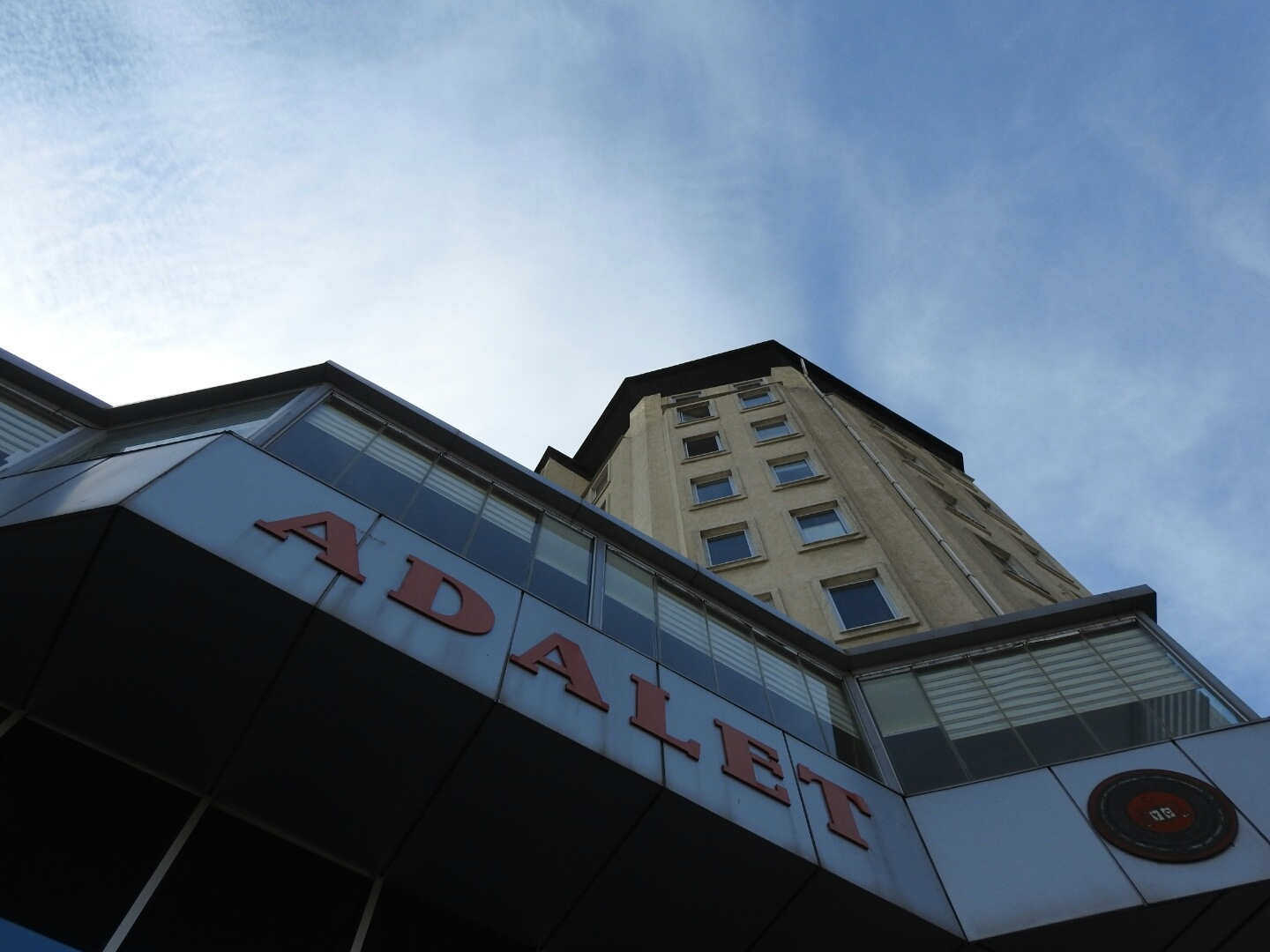 ADALET building by Ahmad Alsayed
