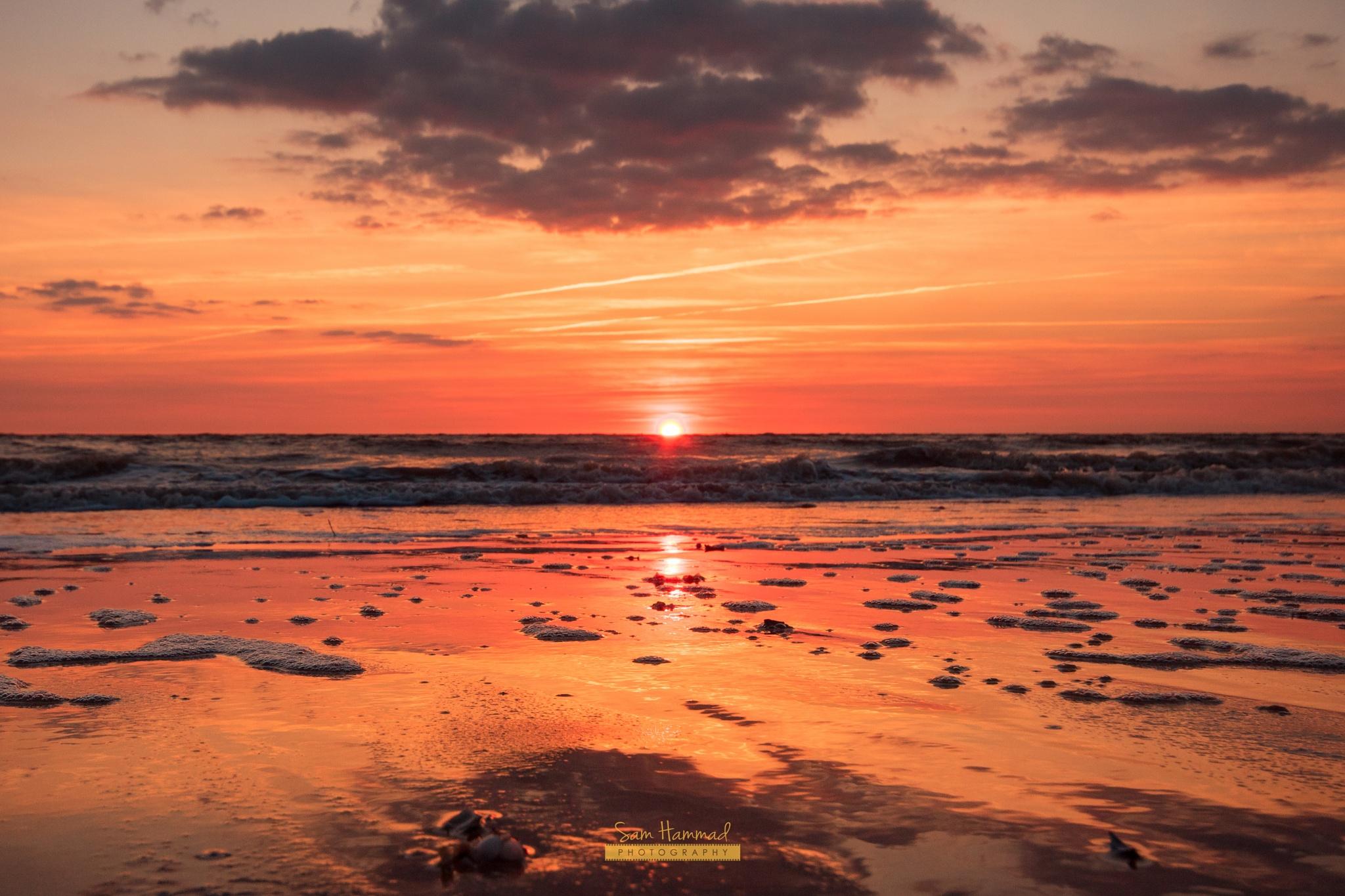 Sunset by Sam Hammad