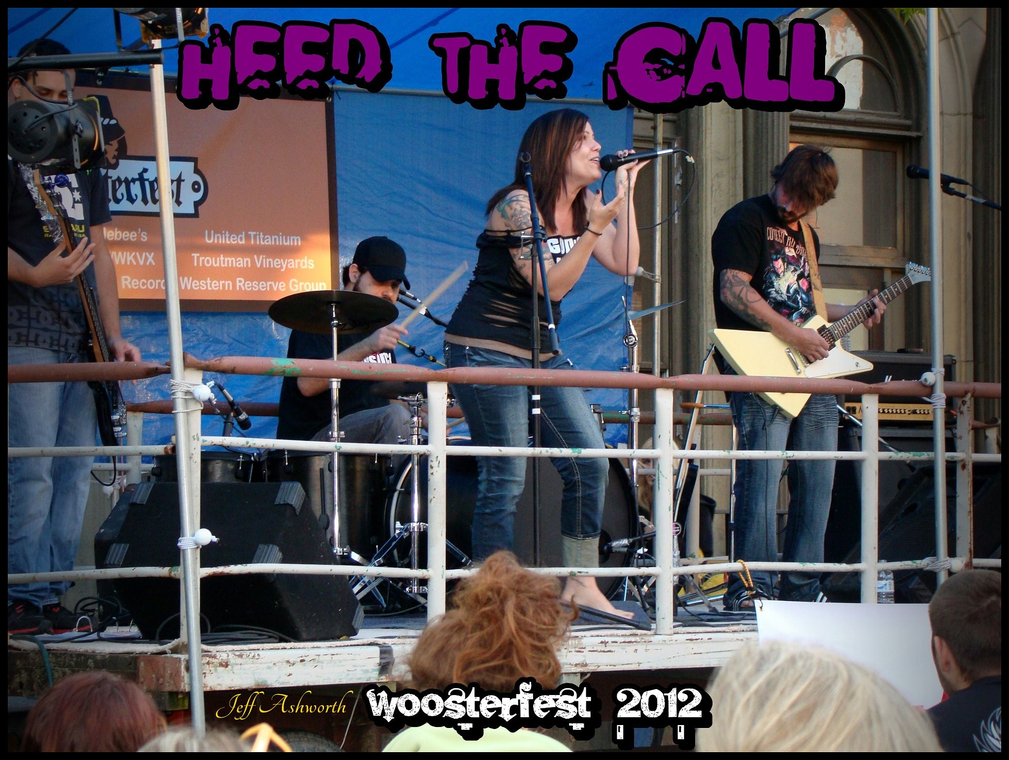 Heed The Call by jeffashworth