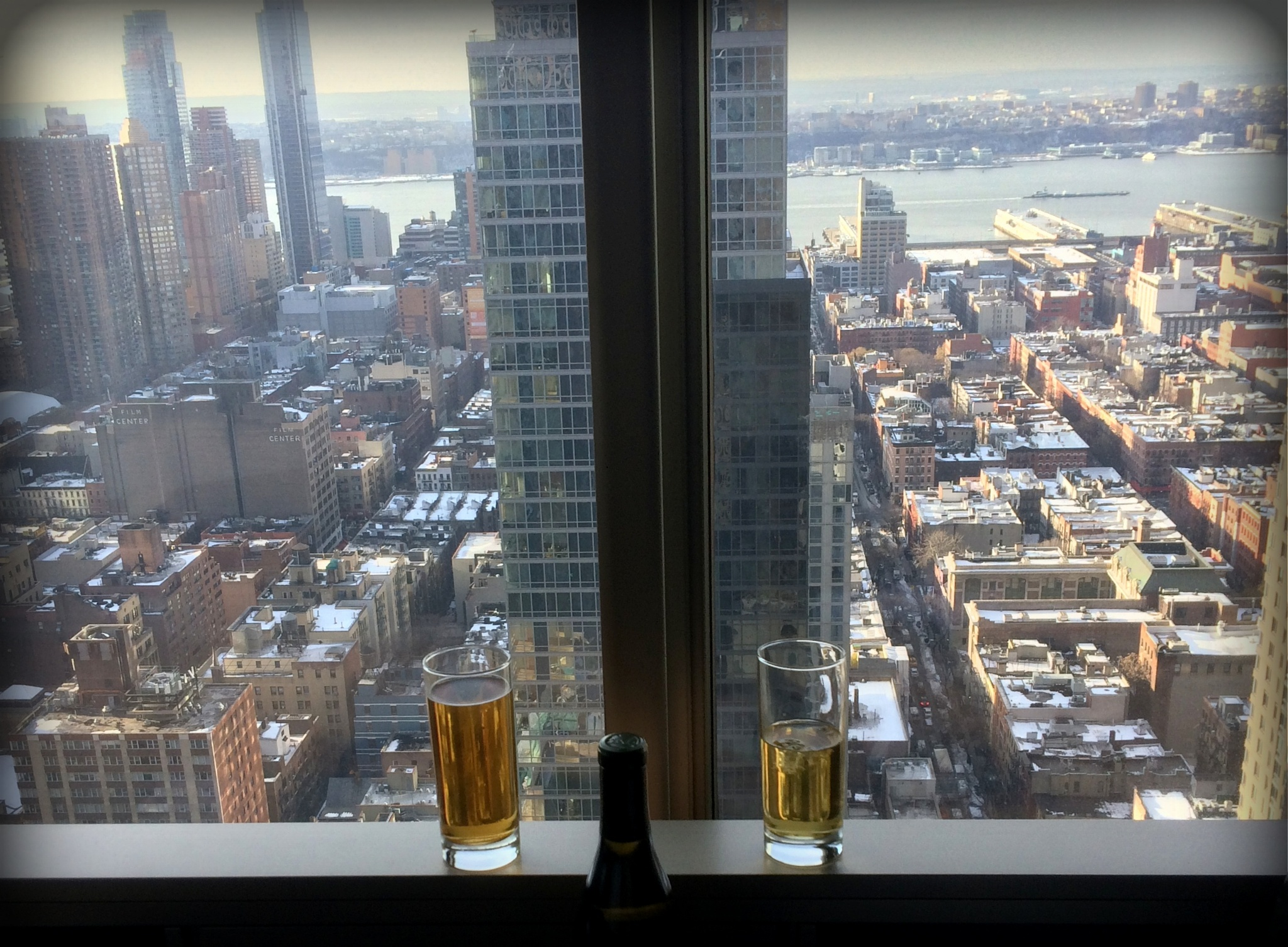 Cheers from Broadway! by RKGrant