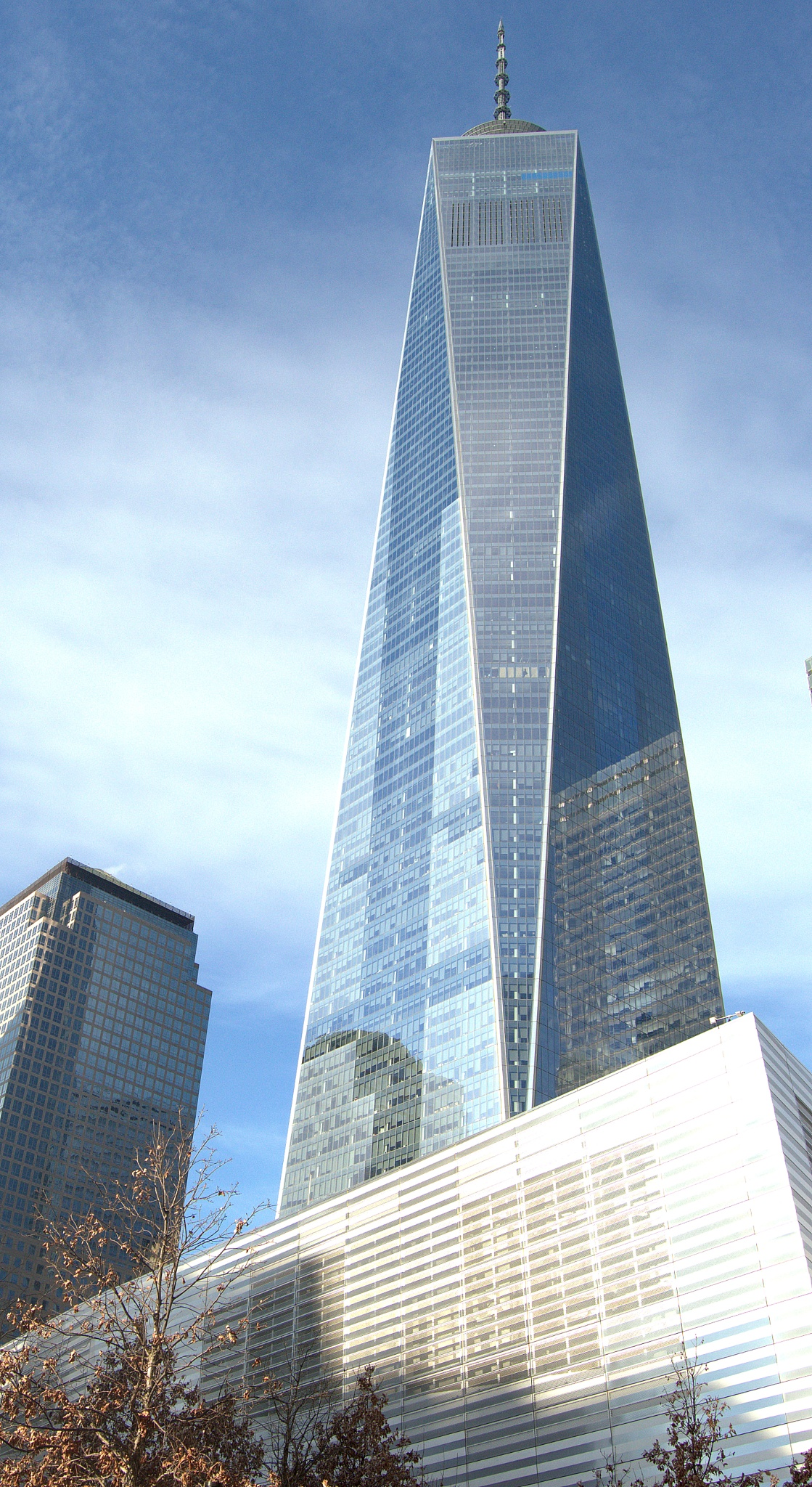 One World Trade Center. by RKGrant