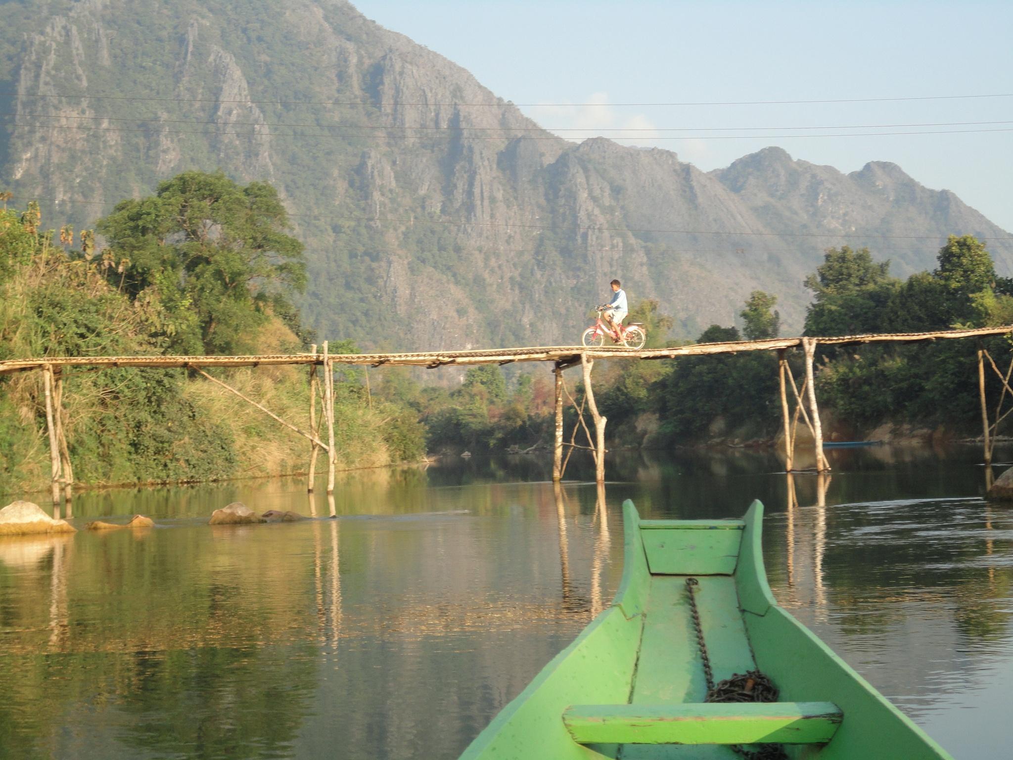Laos by PabloT