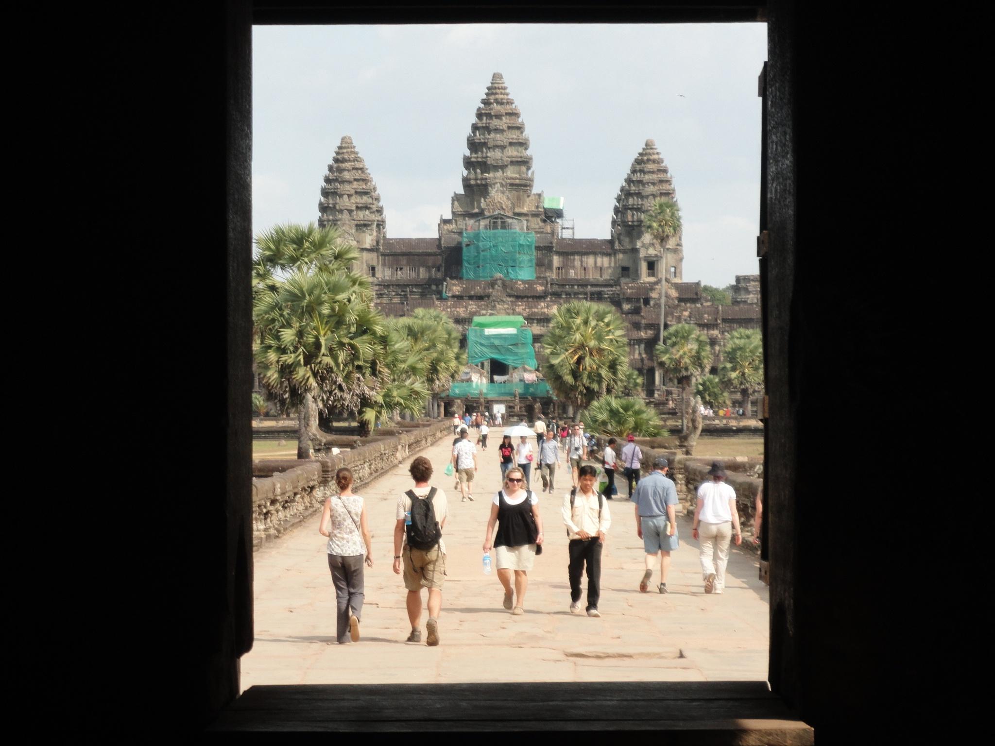 Photo in Random #angkor watt #cambodia