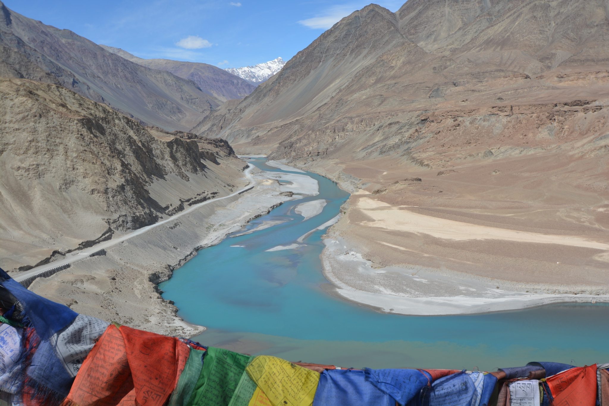 Photo in Landscape #leh #india