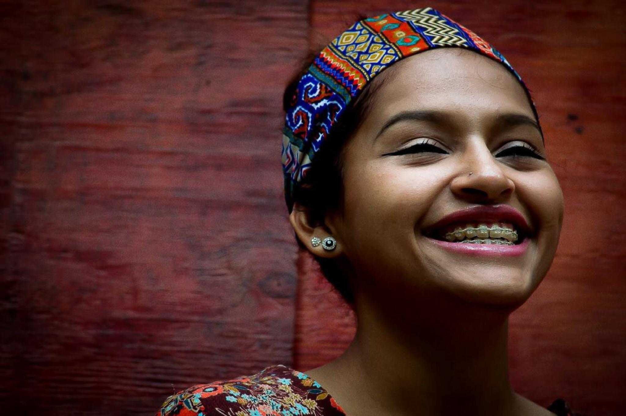 Smile by katebennettphotography