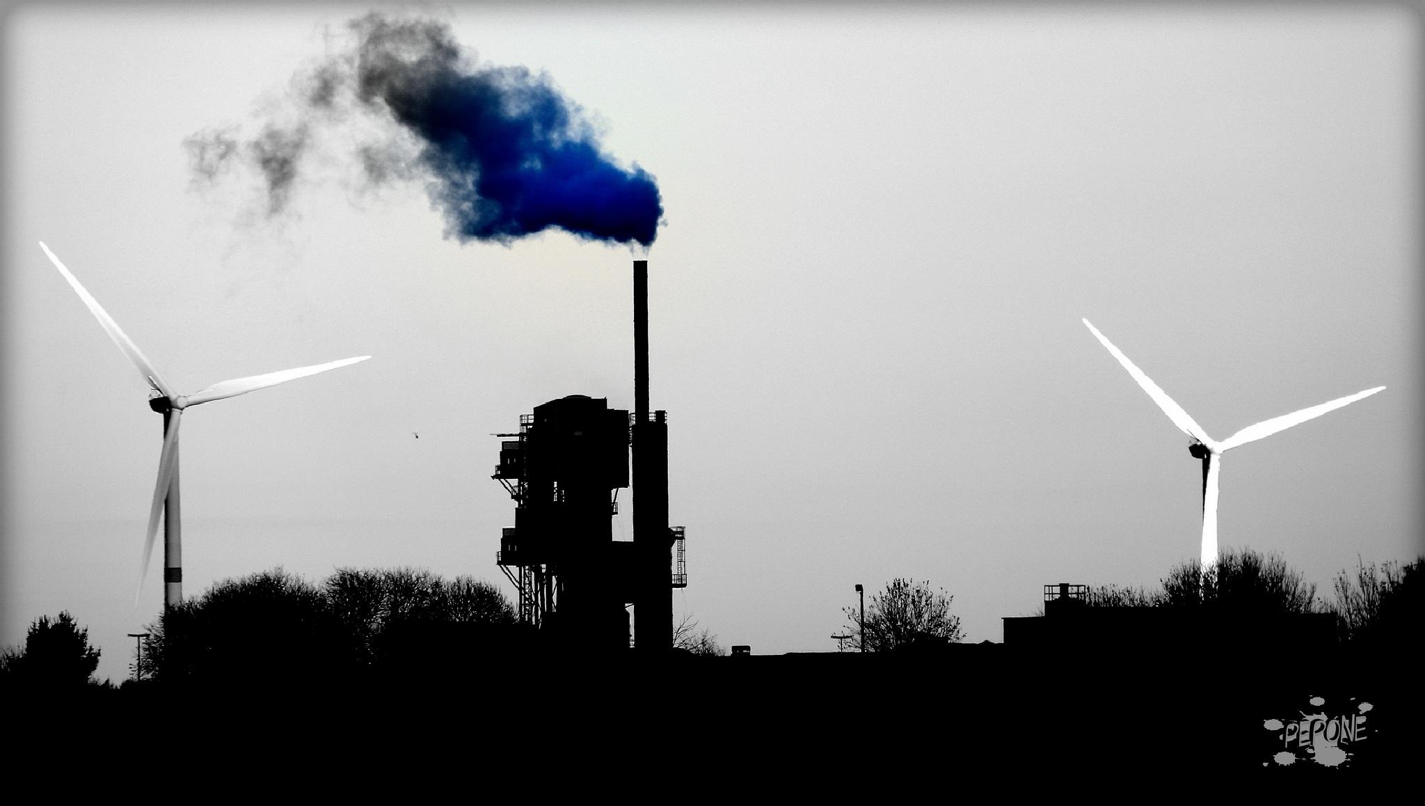 Photo in Rural #demain #aujourd'hui #éoliennes