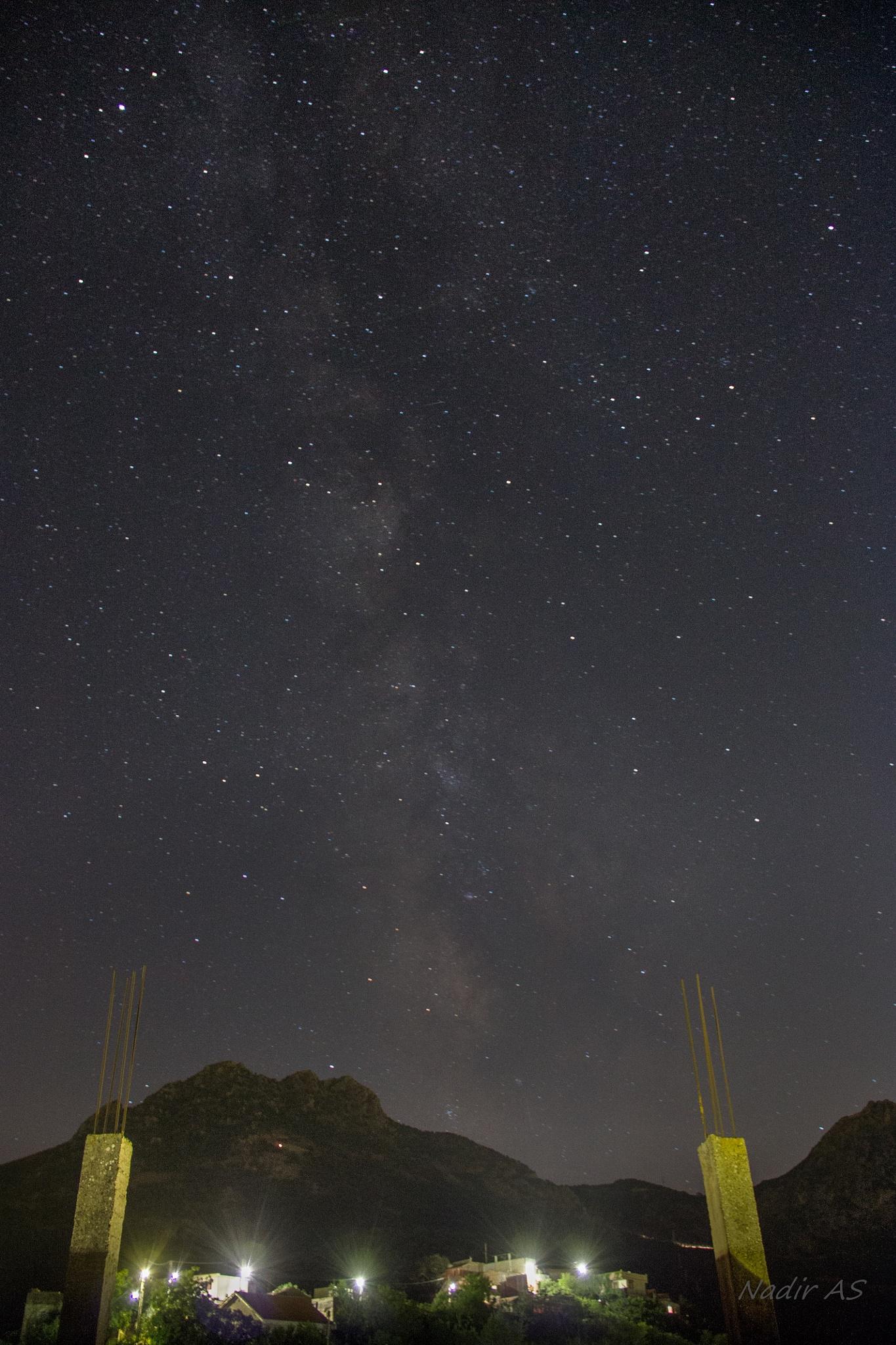 Stars by Nadir Ait Saadi