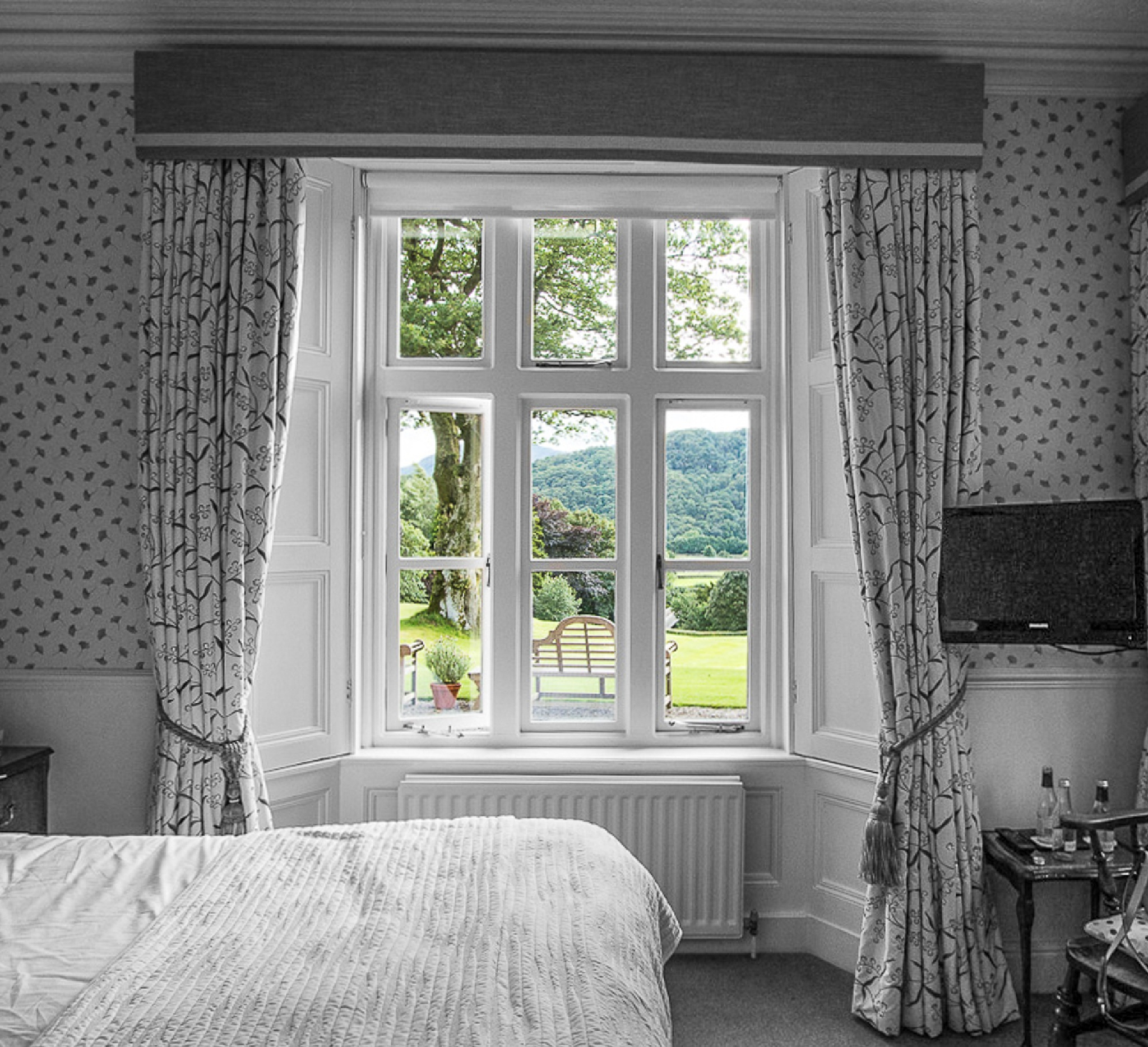 Room With A View by Chris Wood