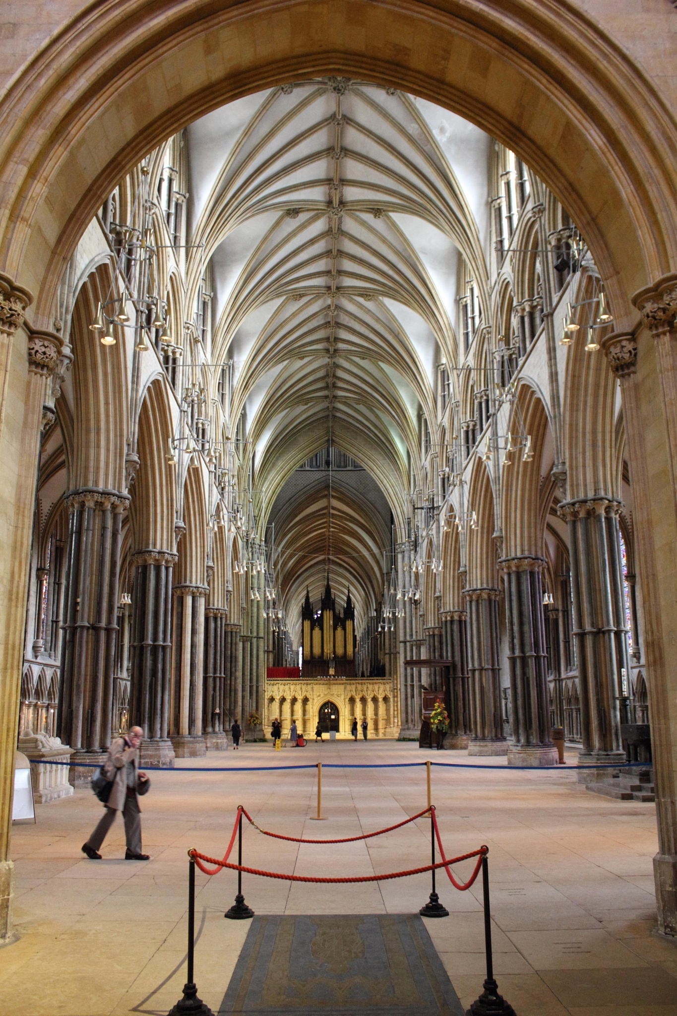 Lincoln Catherdral by Chris Wood