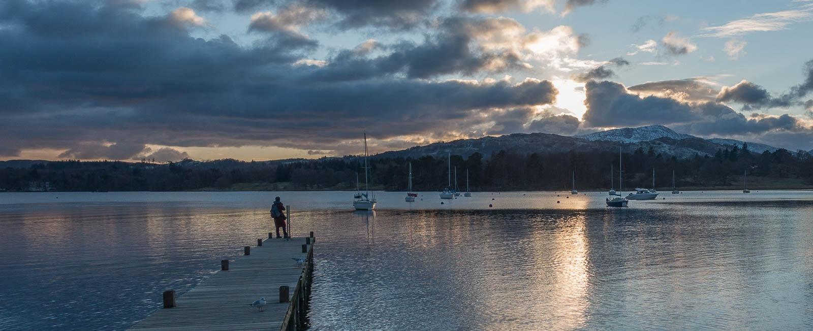 Ambleside Sunset by Chris Wood