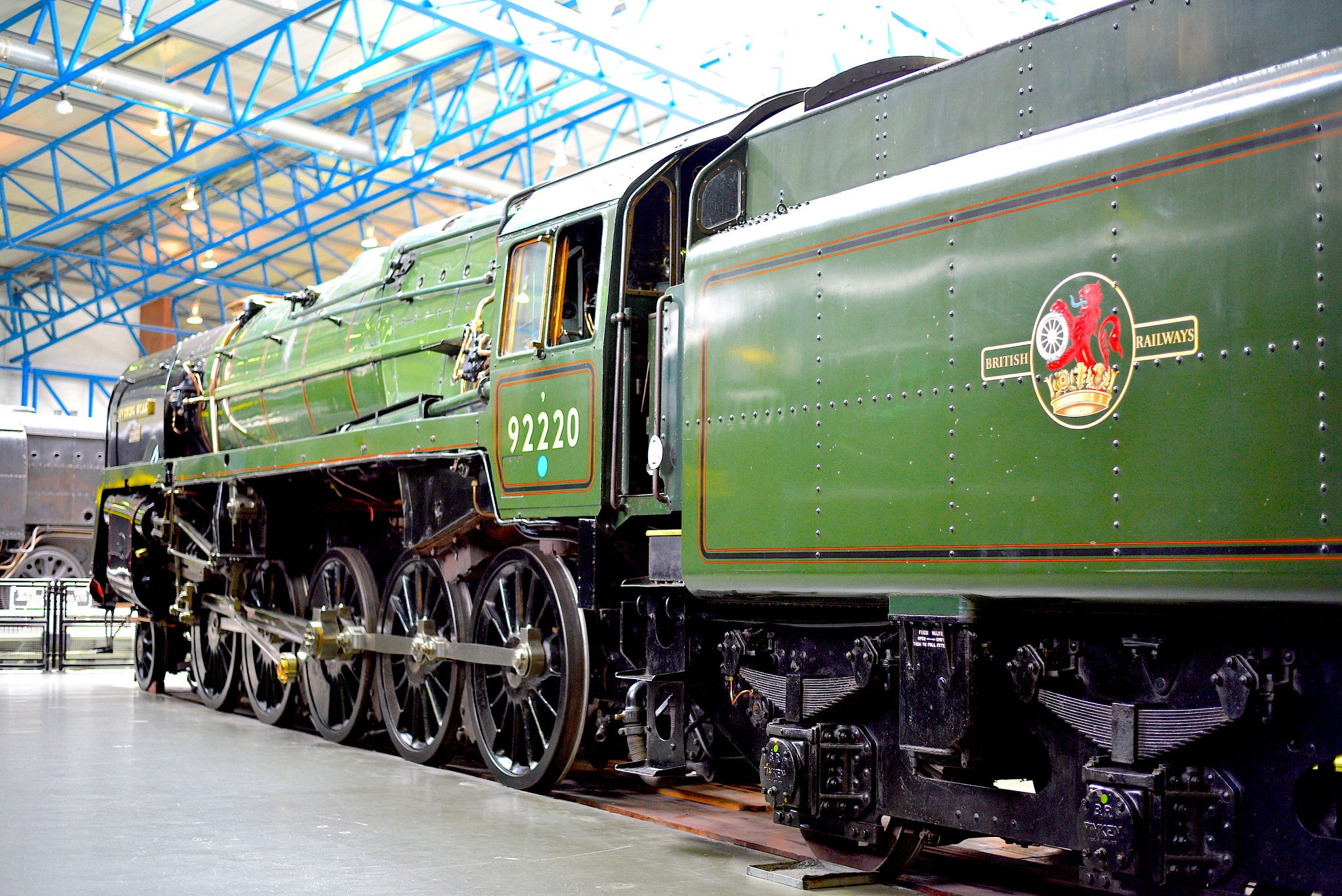 York Railway Museum. by John Cater