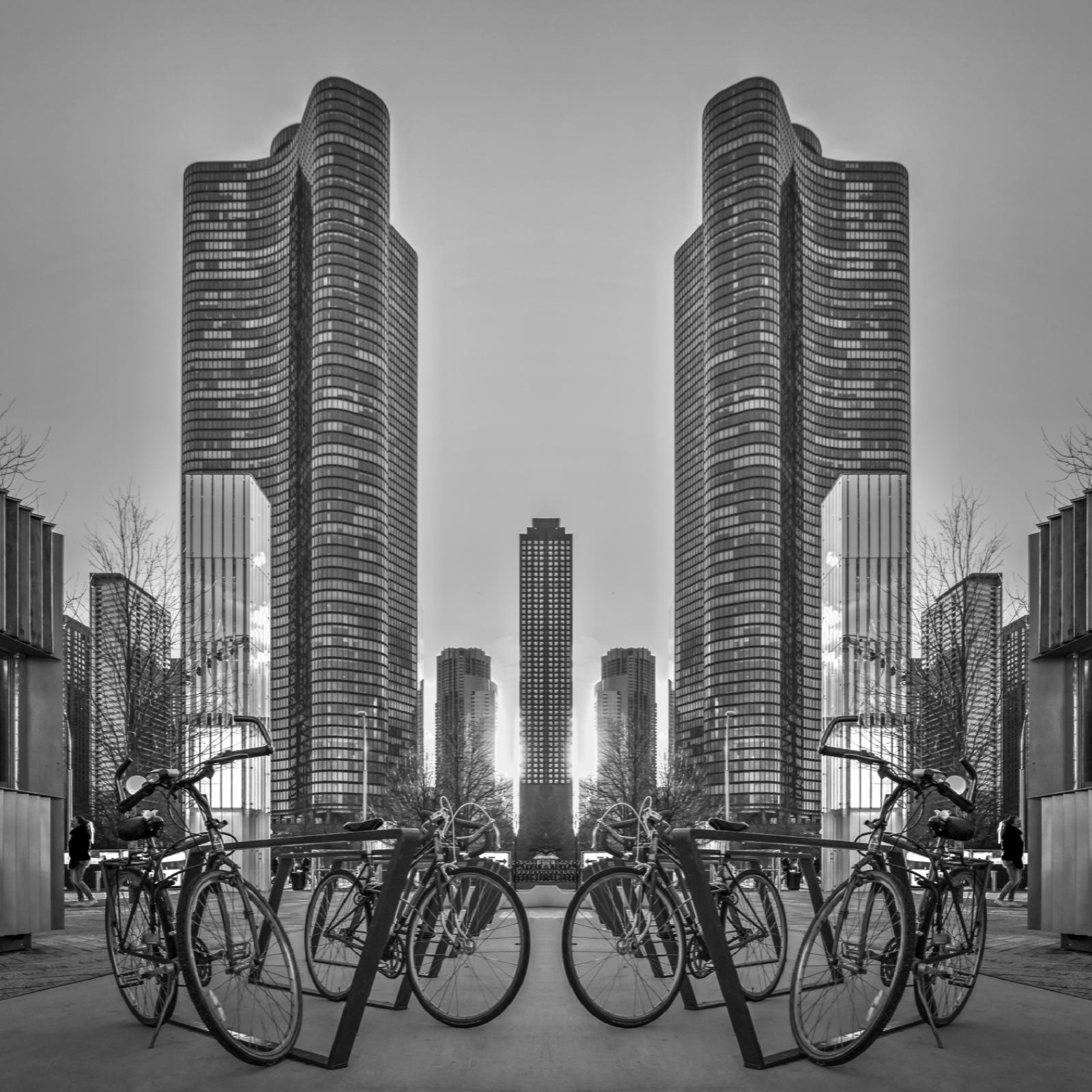 #bicycles #citybike #black_white #blackandwhite by Haytham Alhefnawy