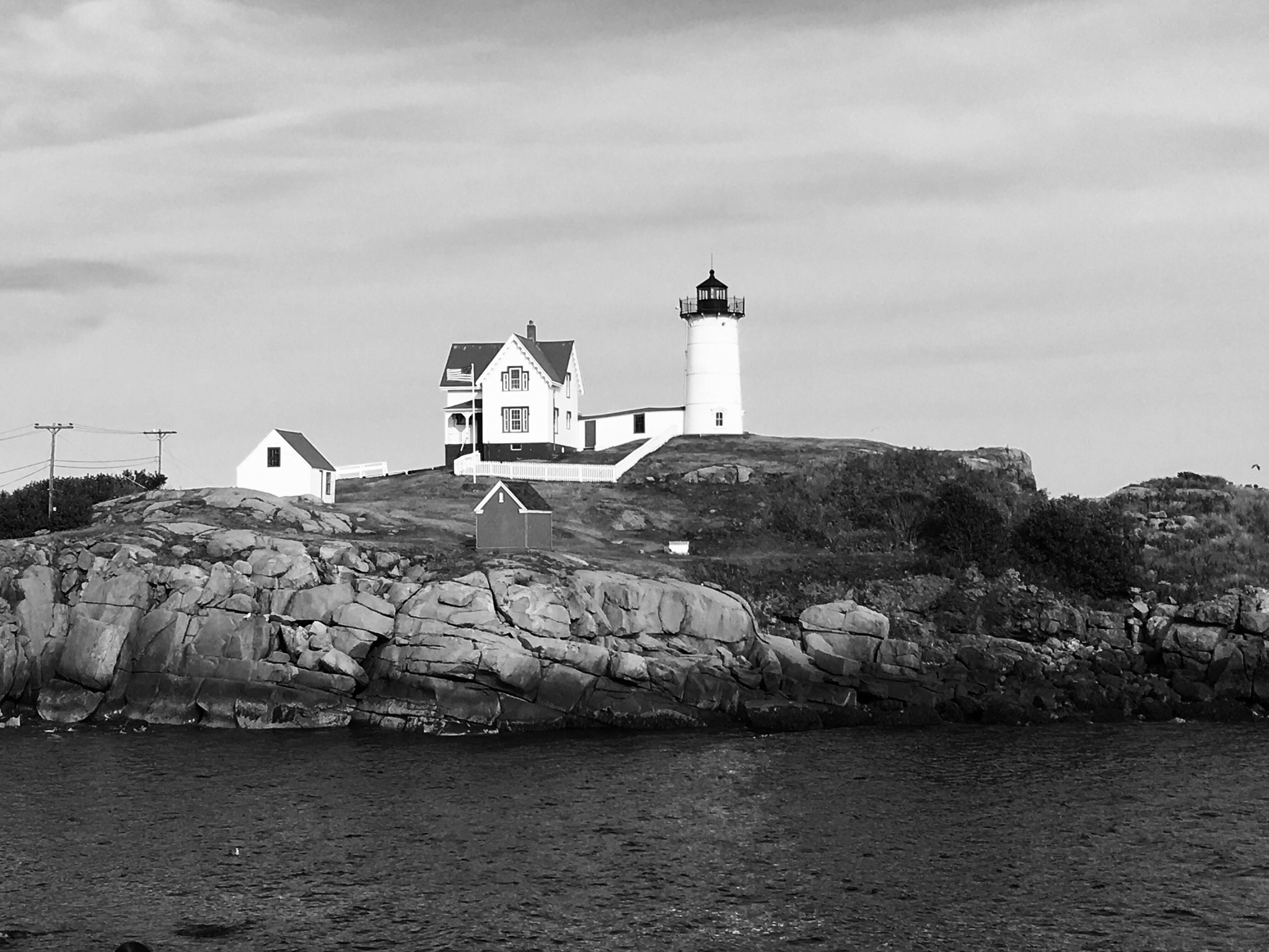 Nubble Light House  by Tracey Colon