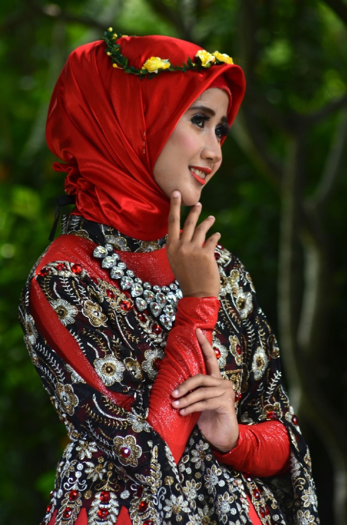hijab by caturwibie