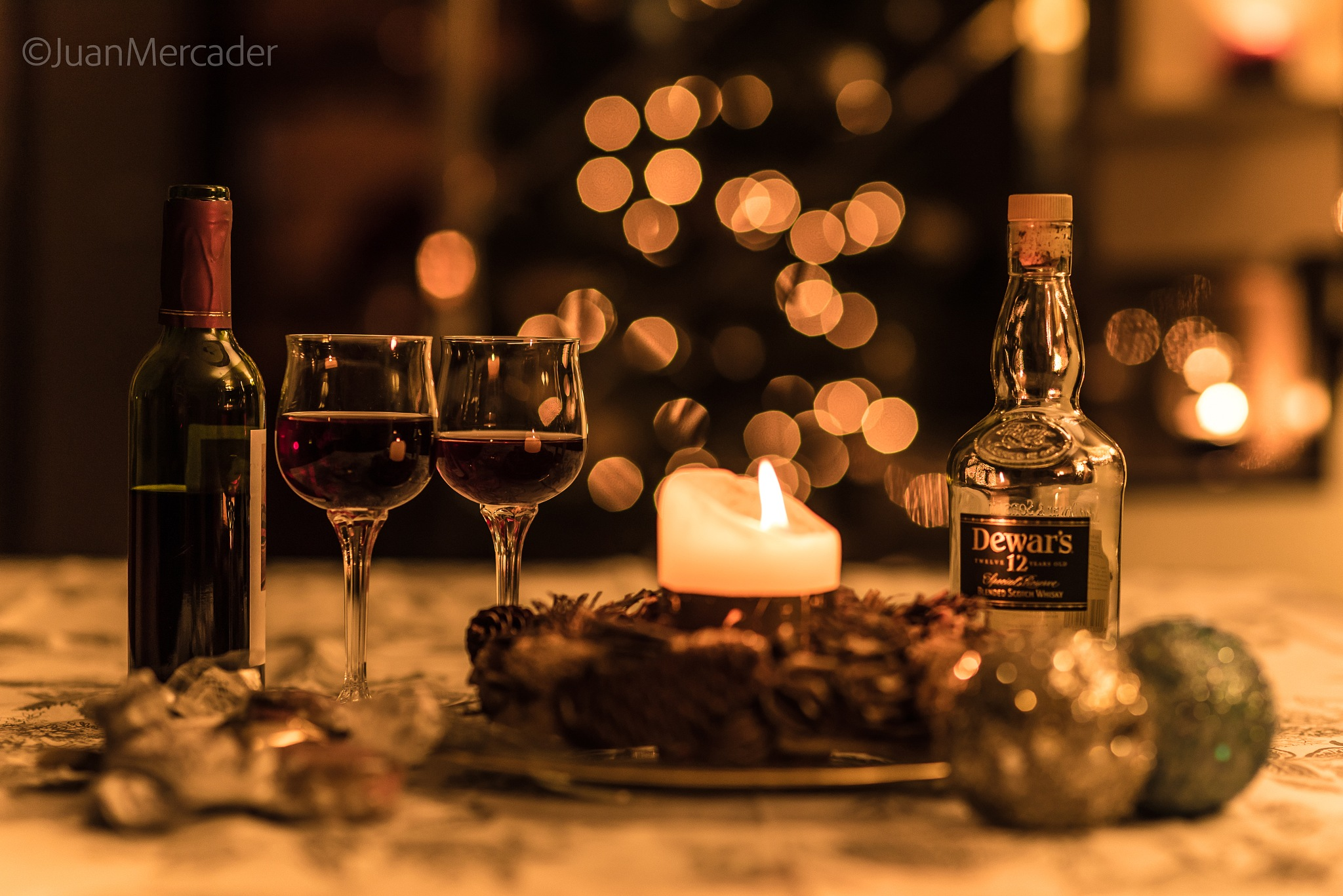 Feliz Navidad by JuanMercader