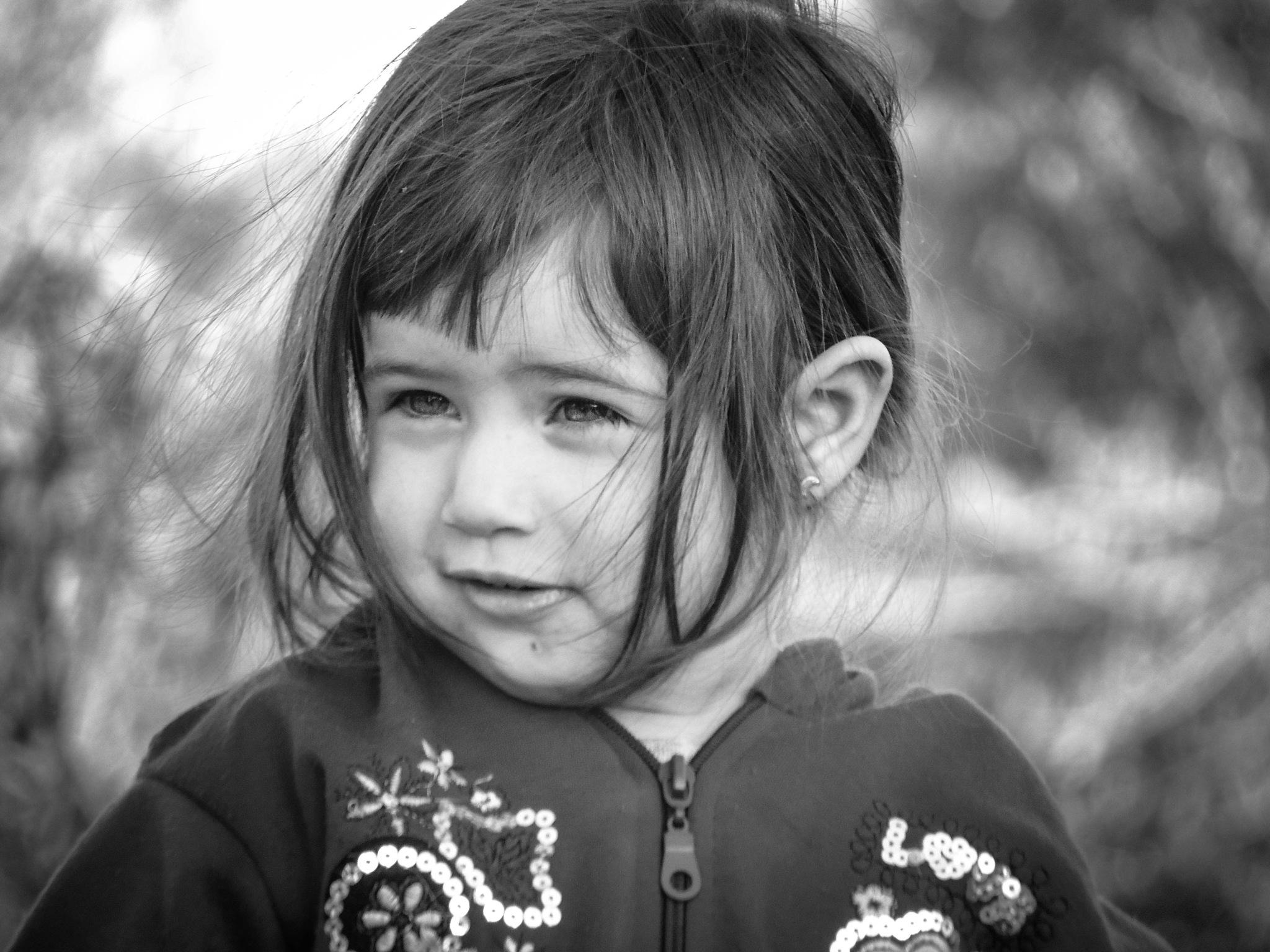 Cute girl  by Ayham Bash