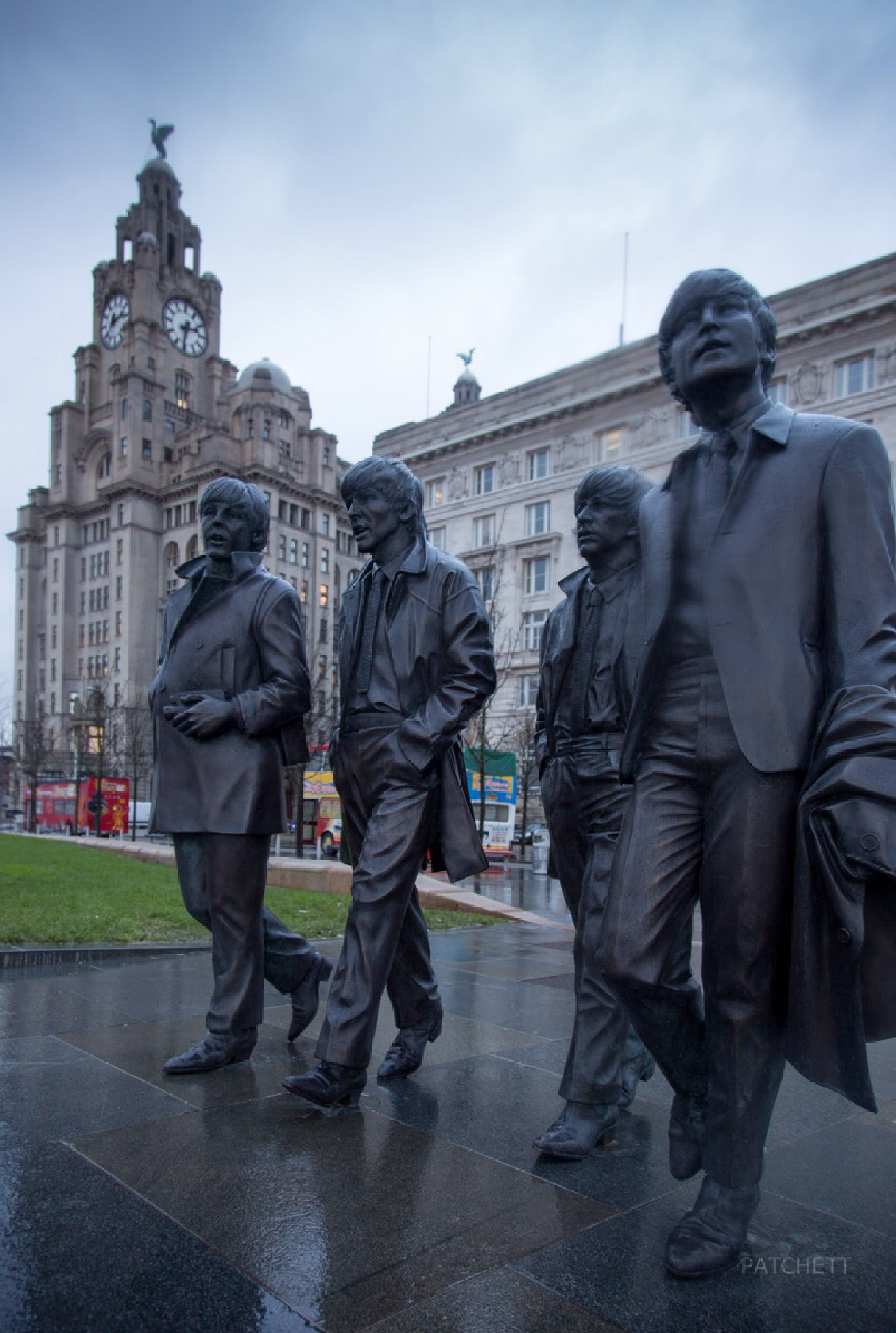 Fab 4 back in Liverpool by markpatchett