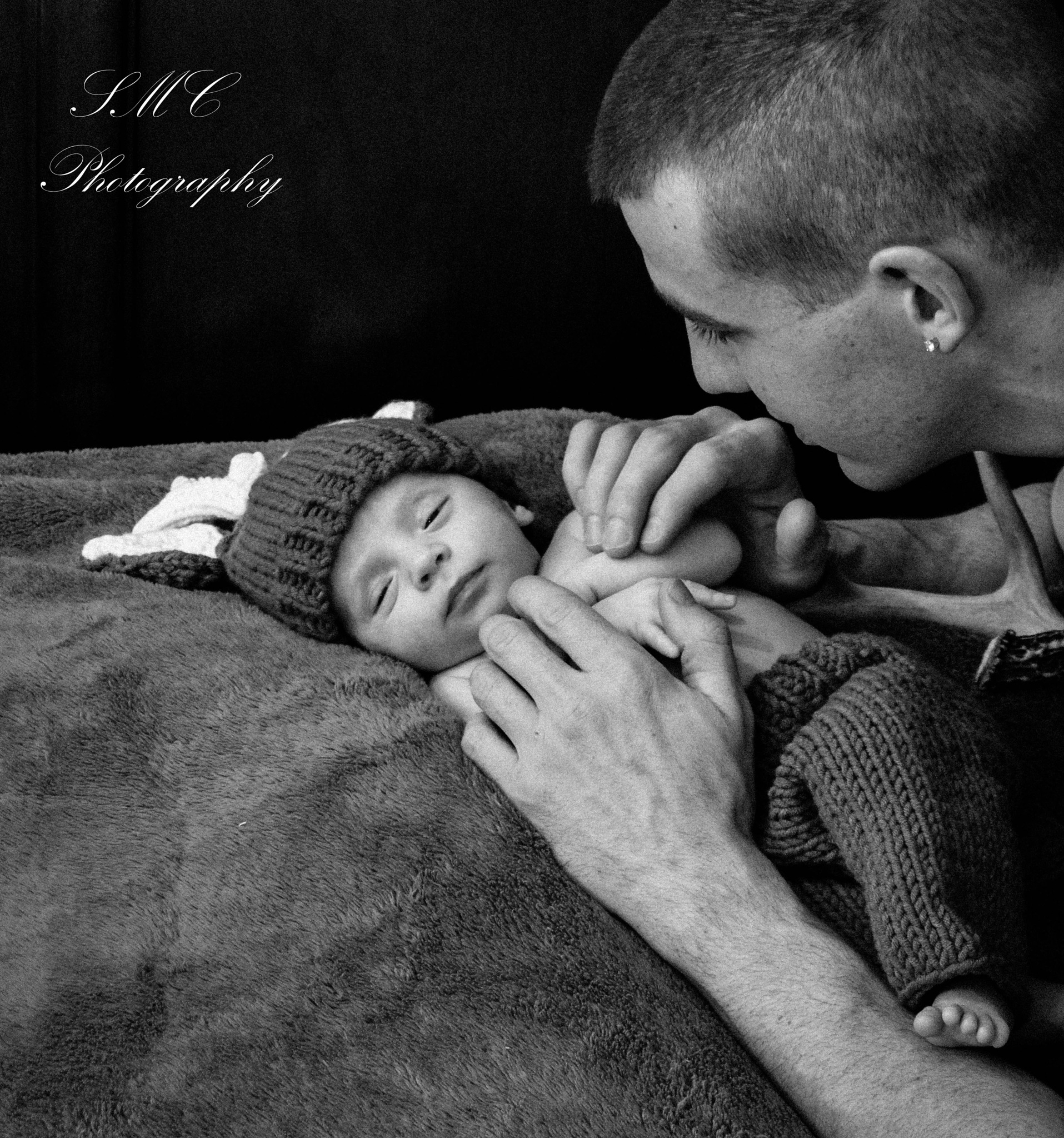 Fathers Comfort by Stephanie Marie Casillas
