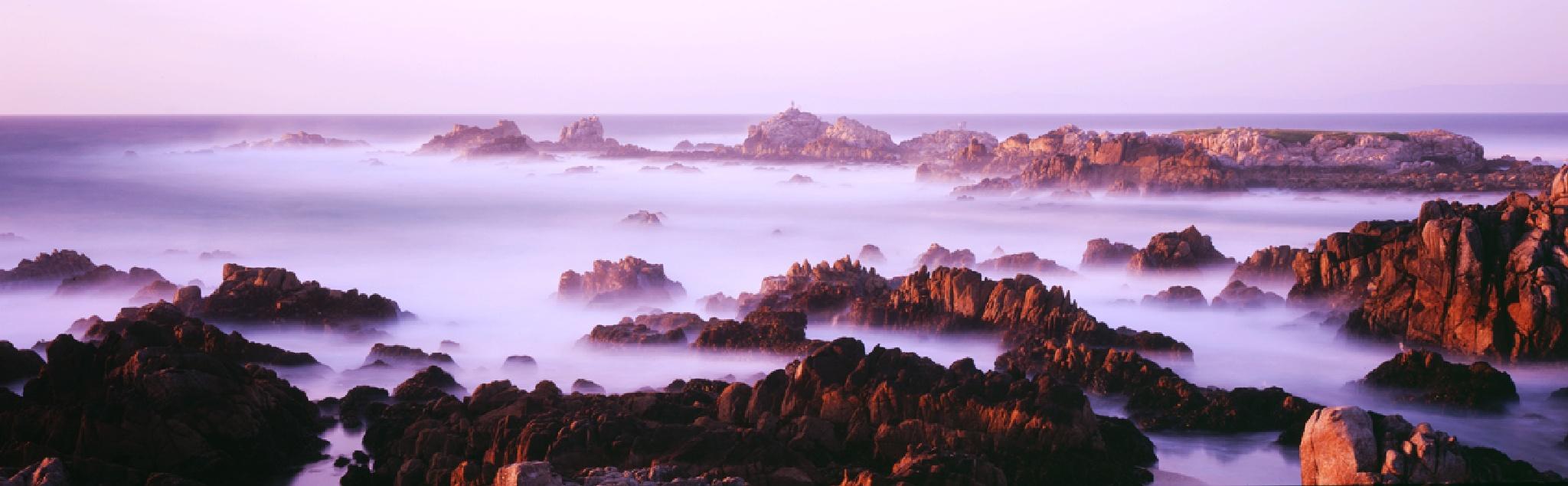 Pacific Grove by Shailendra