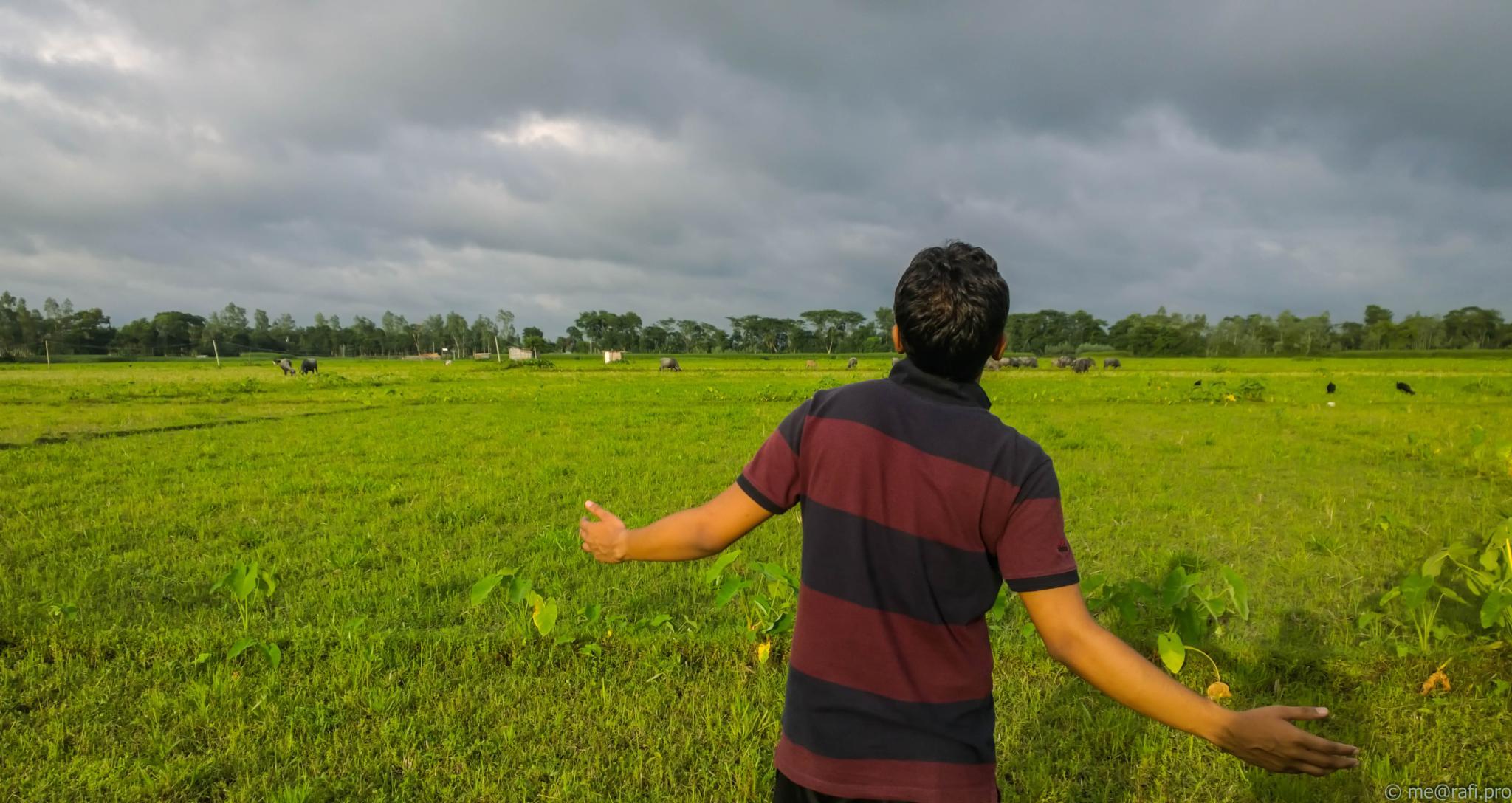 That Amazing Sky by Faozul Azim Rafi