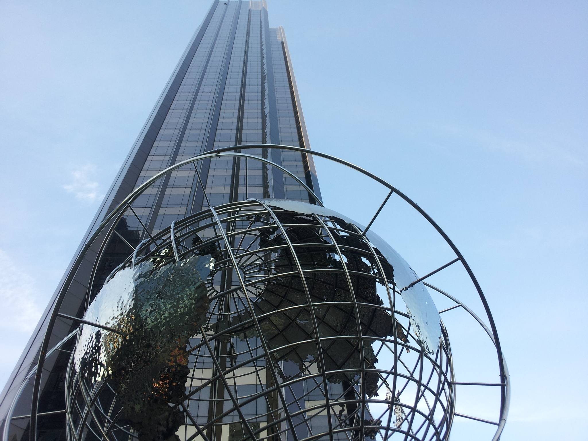 Columbus Circle by Christopher Smith
