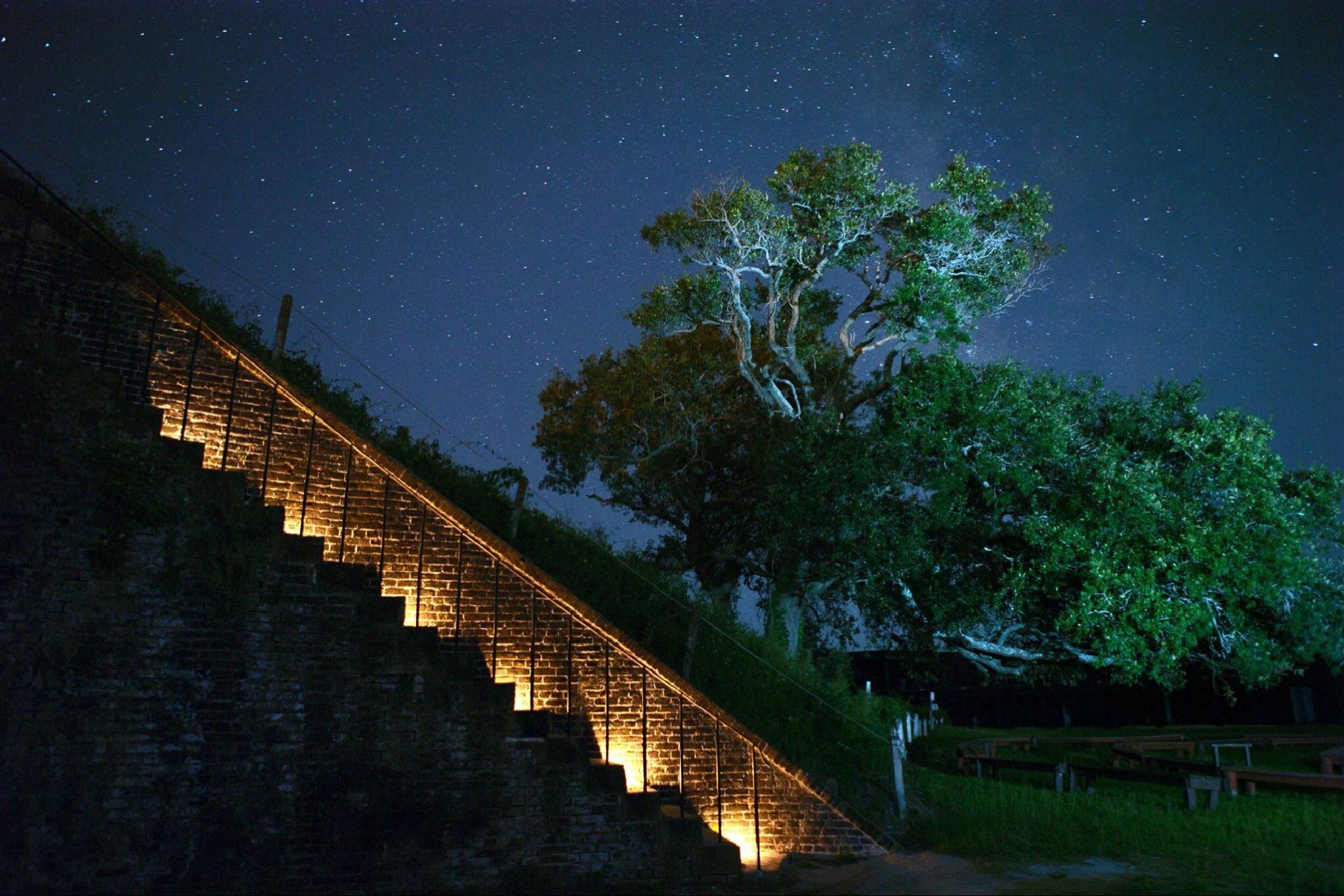 Stairway by Leanne