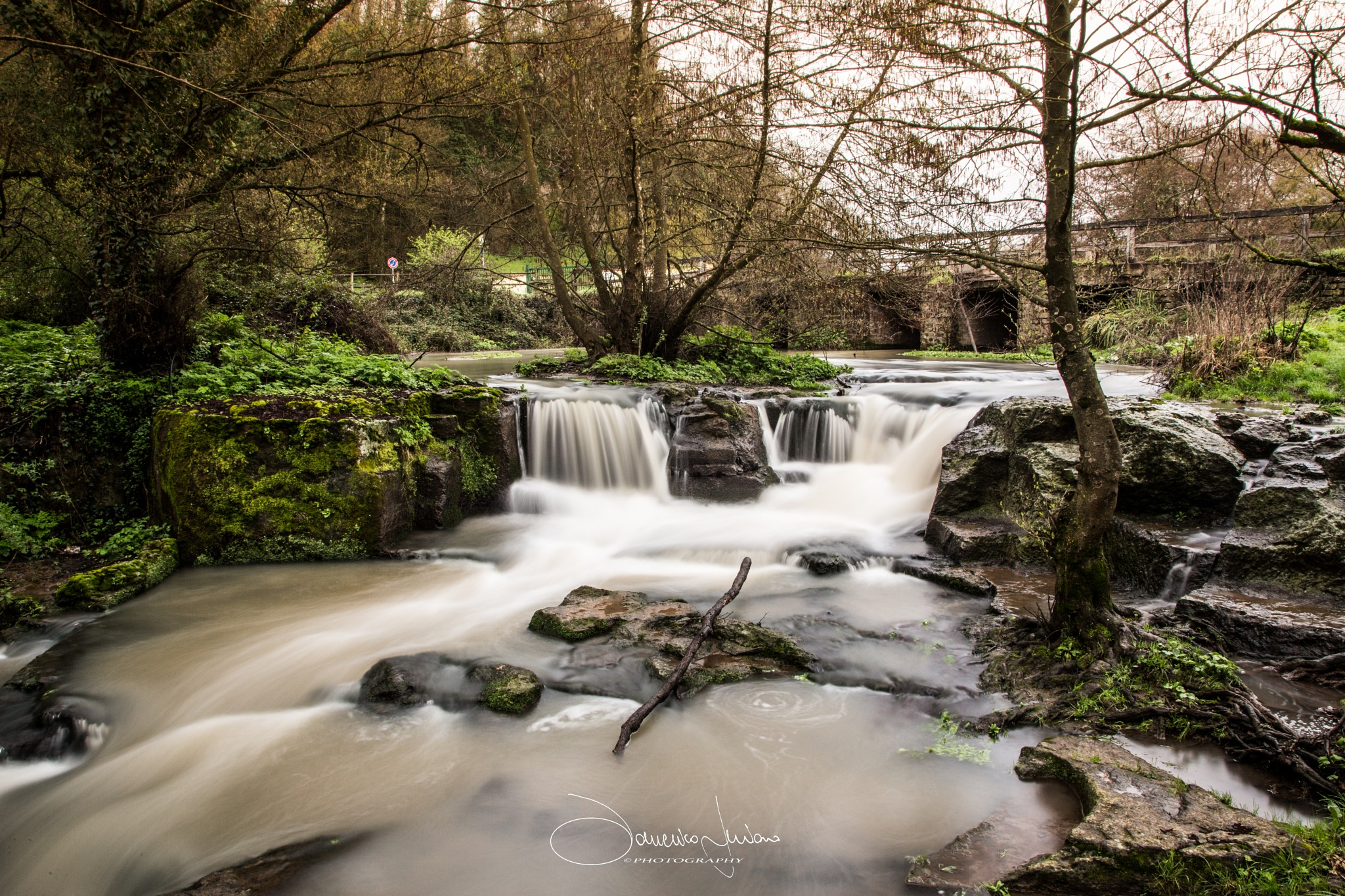 Waterfalls by Domenico Luciano Photography