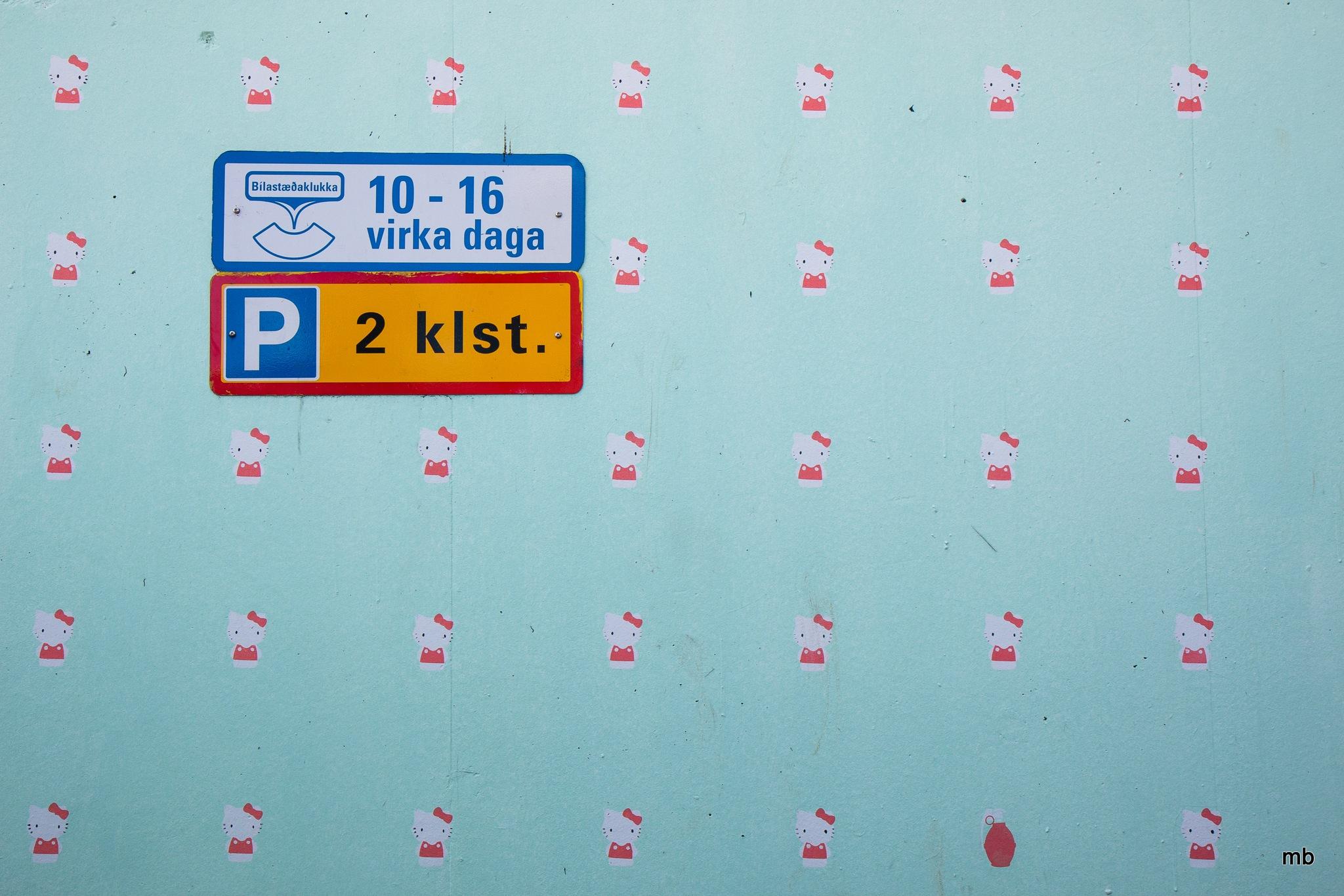 Parking and Grenade by magnusbjorns