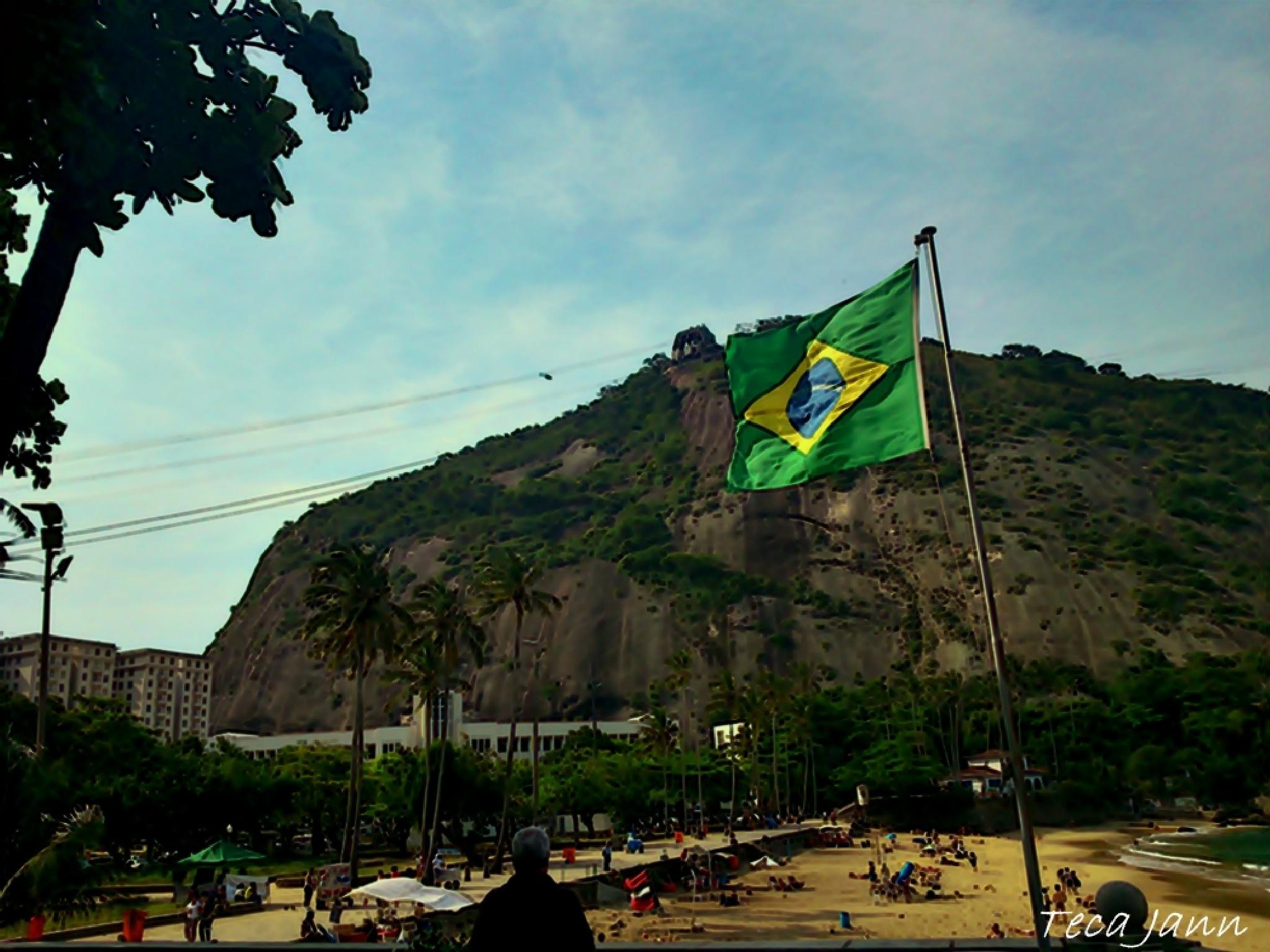 Morro da Urca by tecajanone