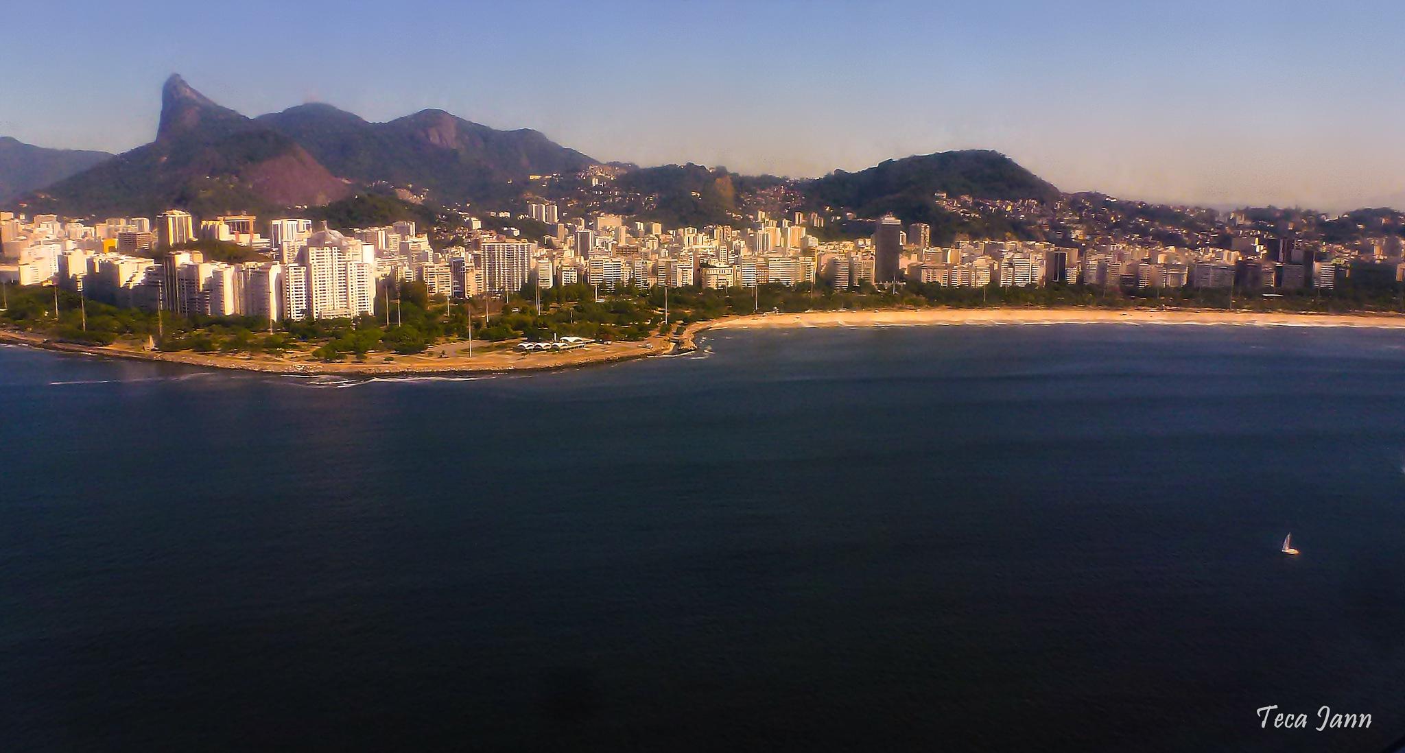 Rio de Janeiro by tecajanone