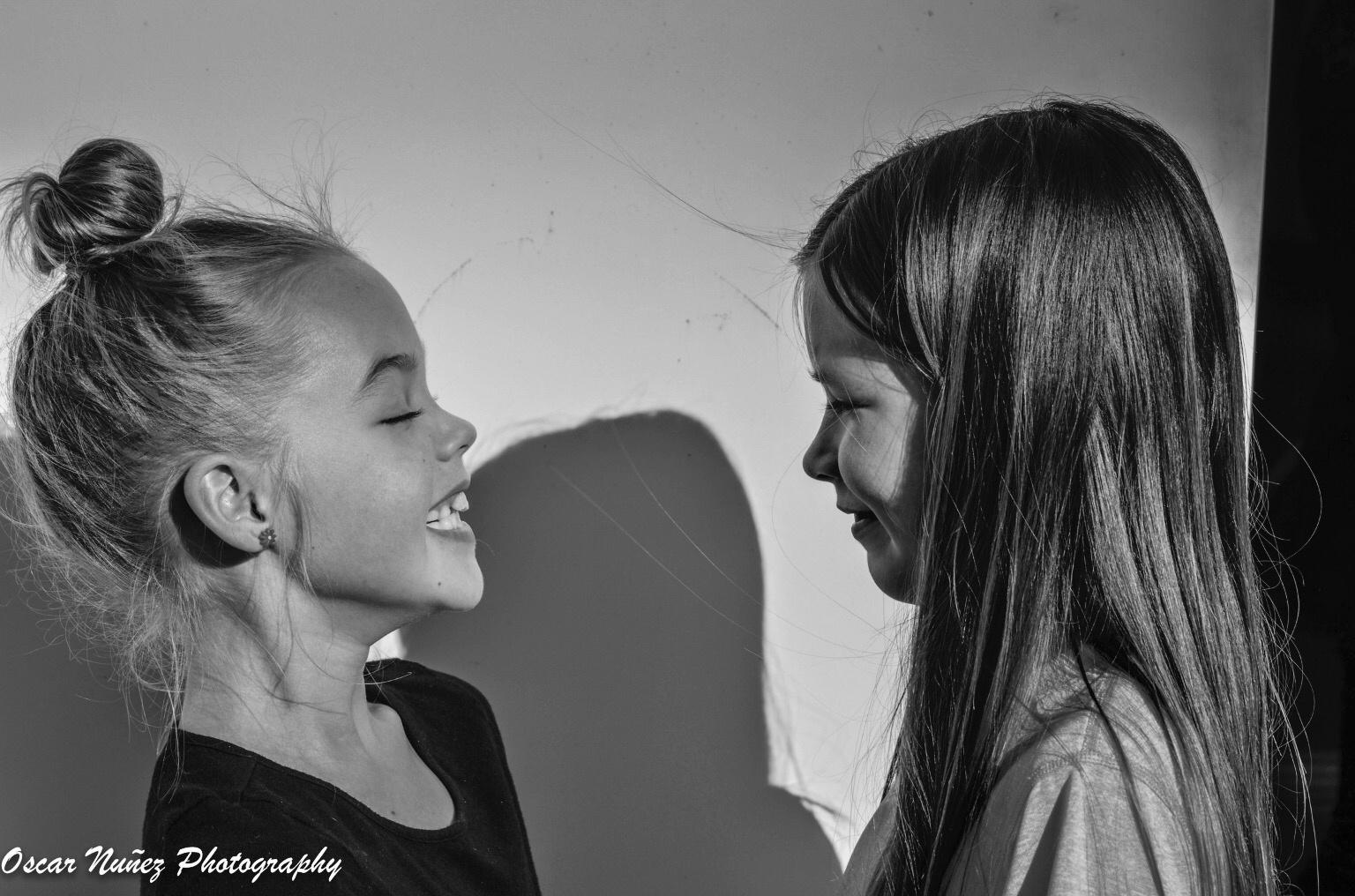 Sisters  by Oscar Nuñez
