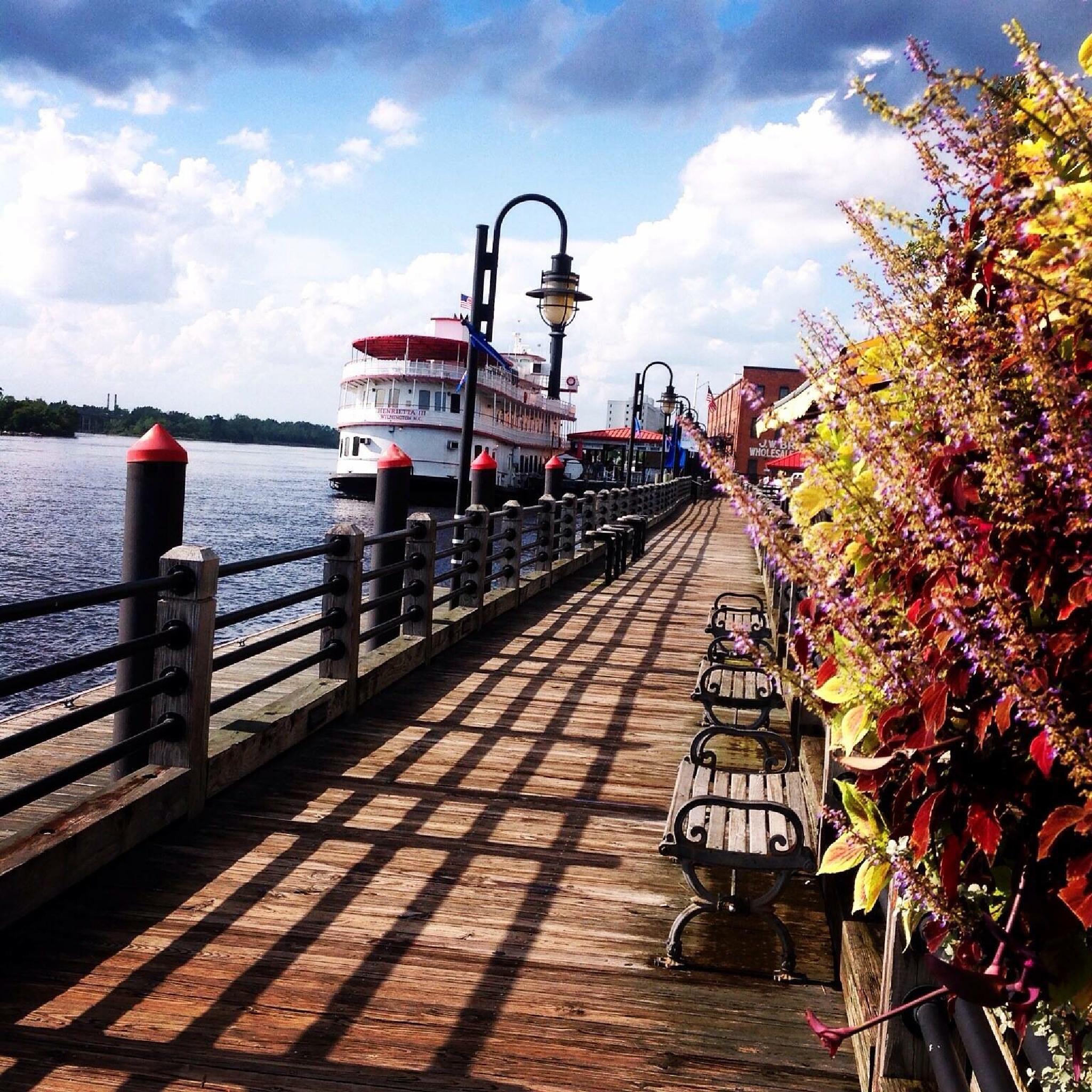 River walk in full bloom:) by BNK