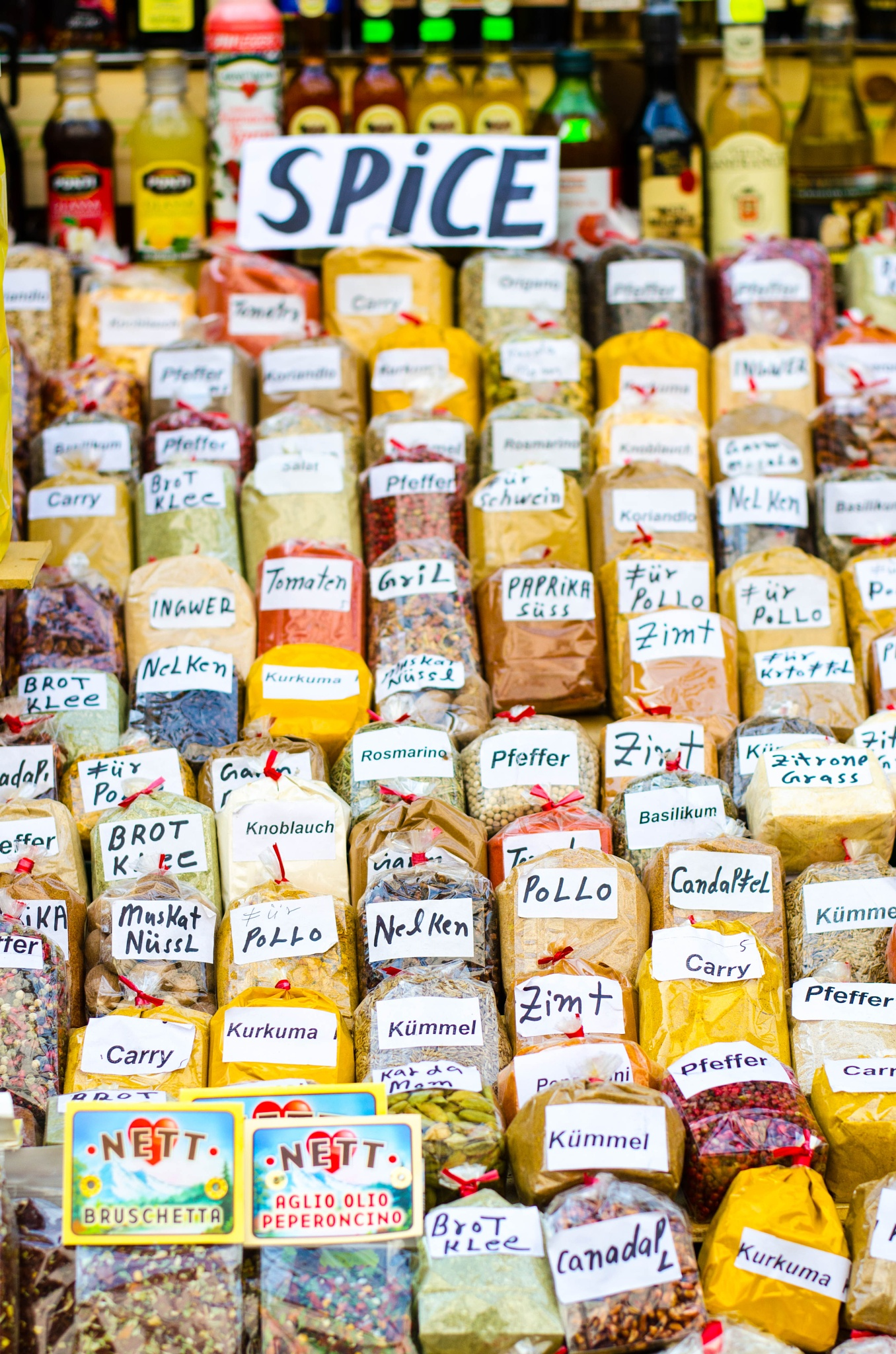 Spices | 134/365+ by petrazublasing