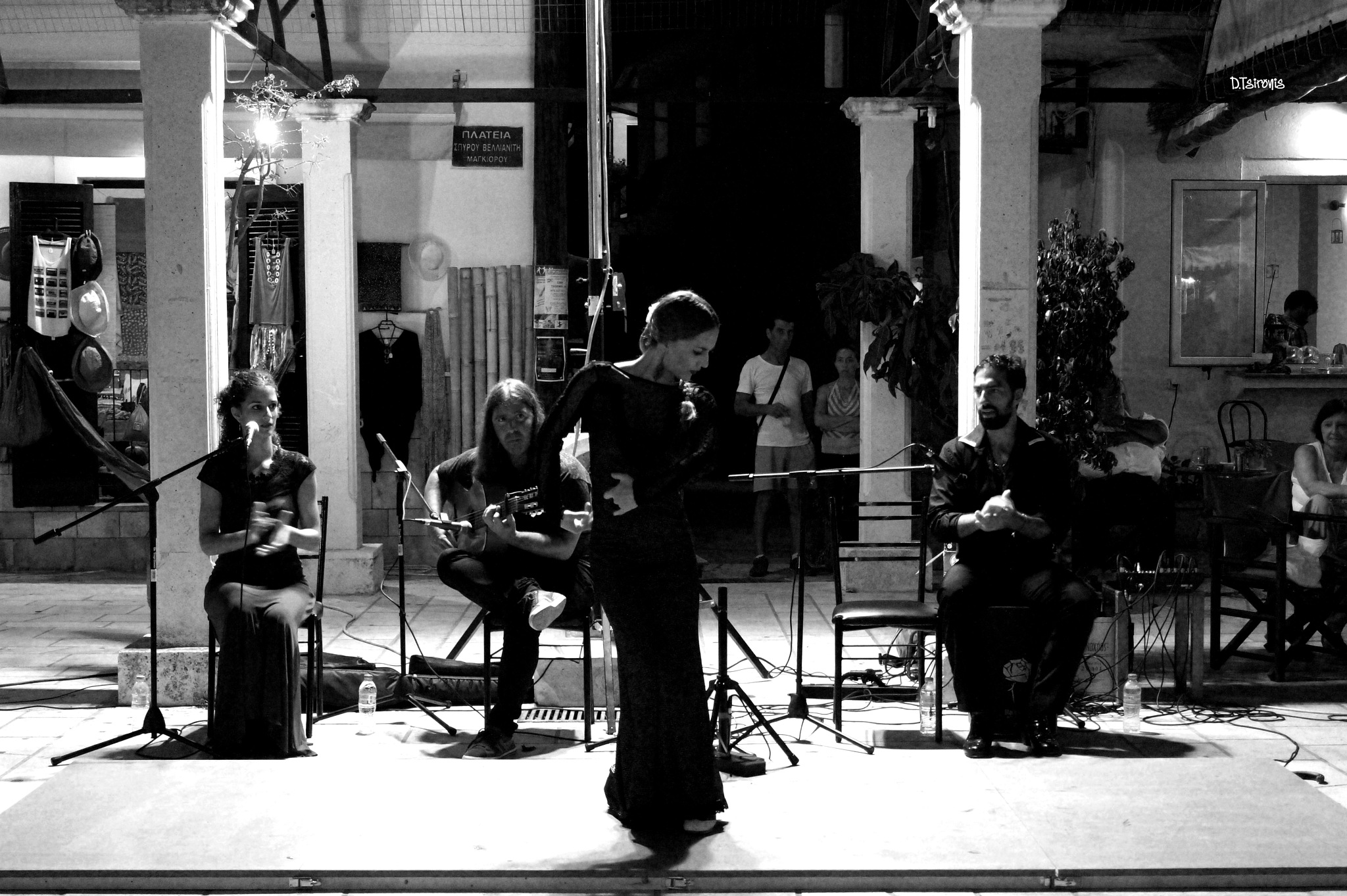 Flamenco by DimitrisTsironis
