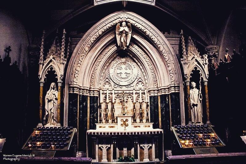 Ornate Idolatry  by WarrenEugeneMerrickIII