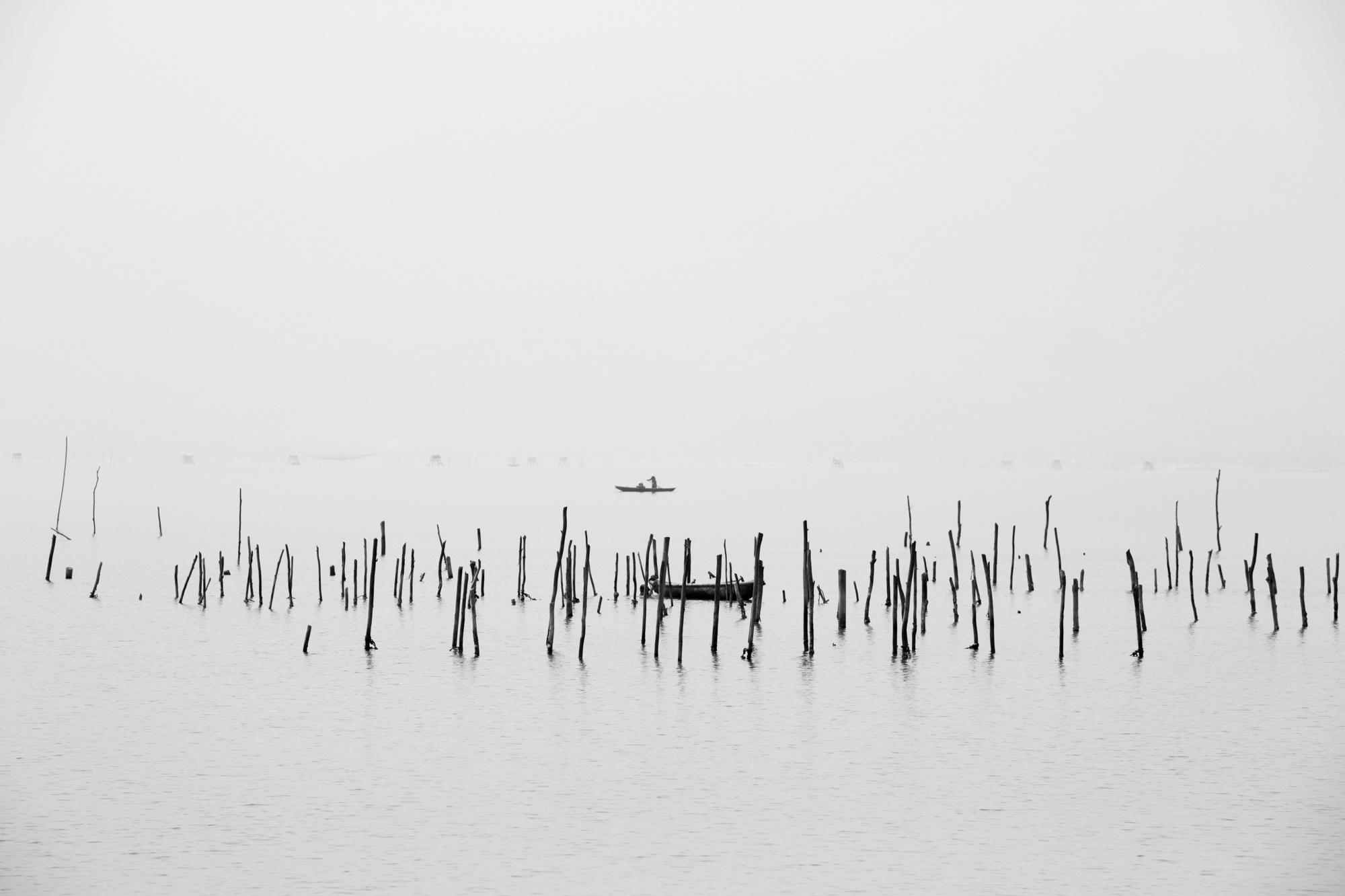Fishing in Vietnam by gigin