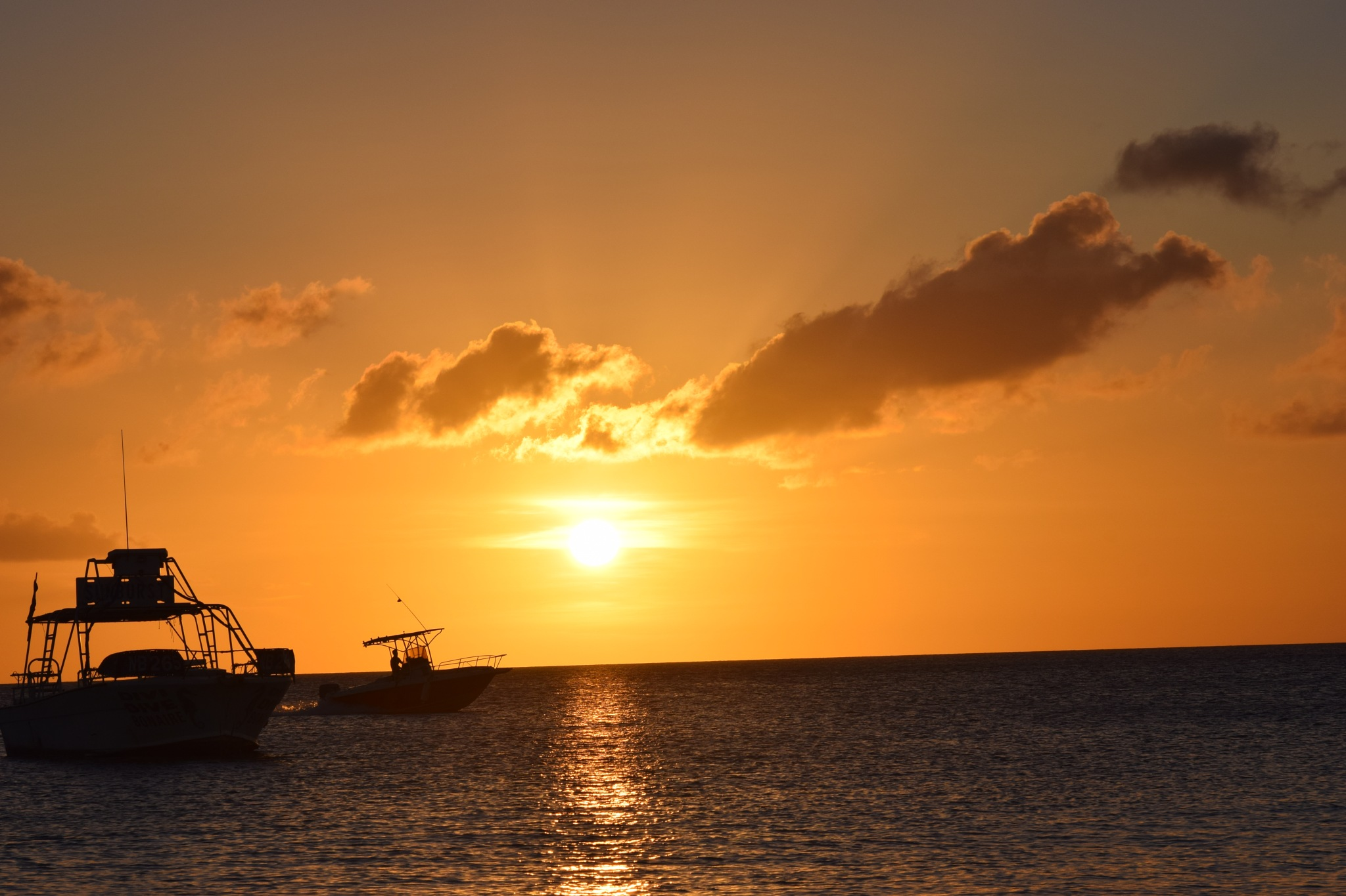 Bonaire sunset2 by KMcCord