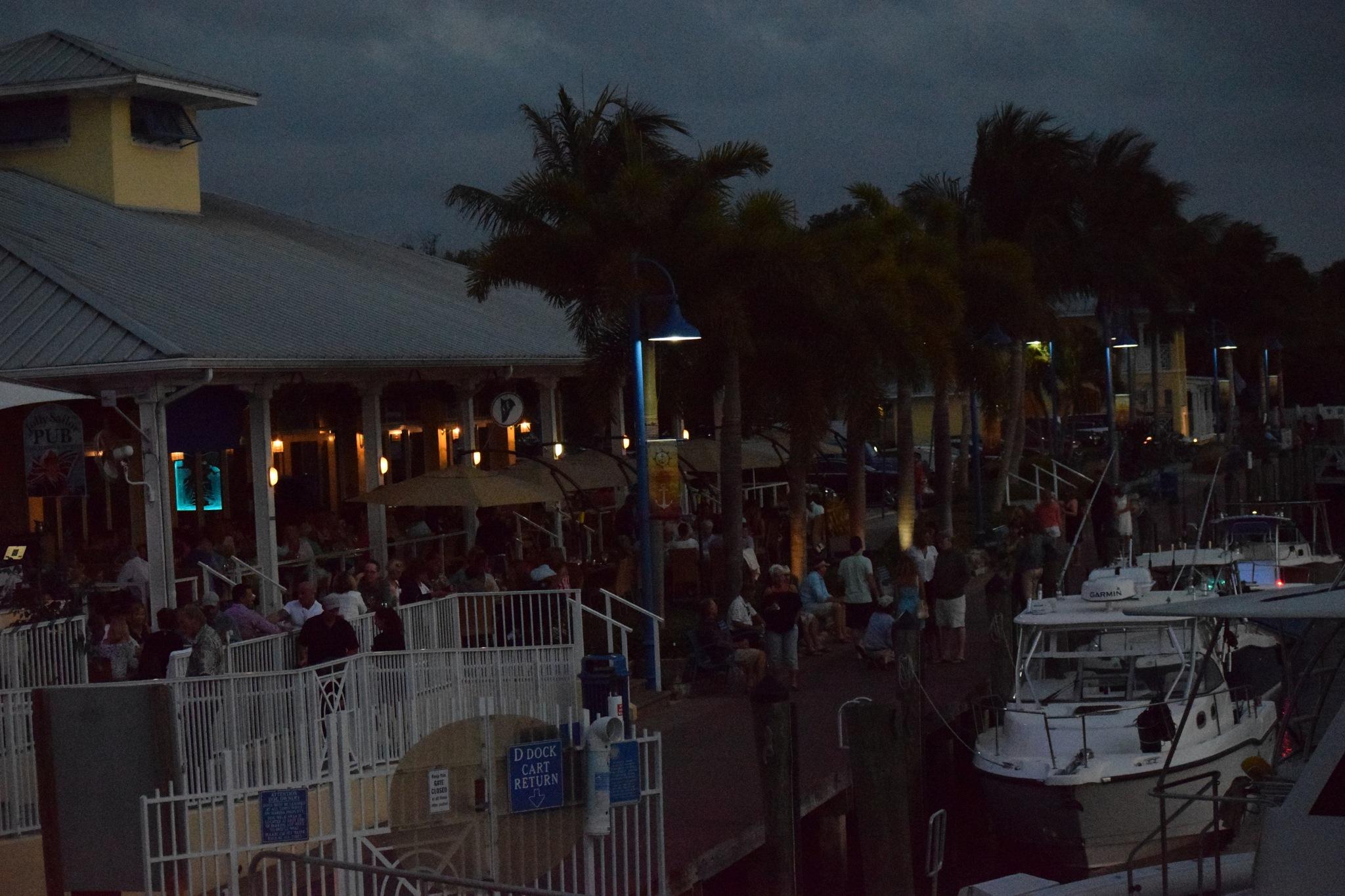 Sailors Return in Stuart ,Florida by KMcCord
