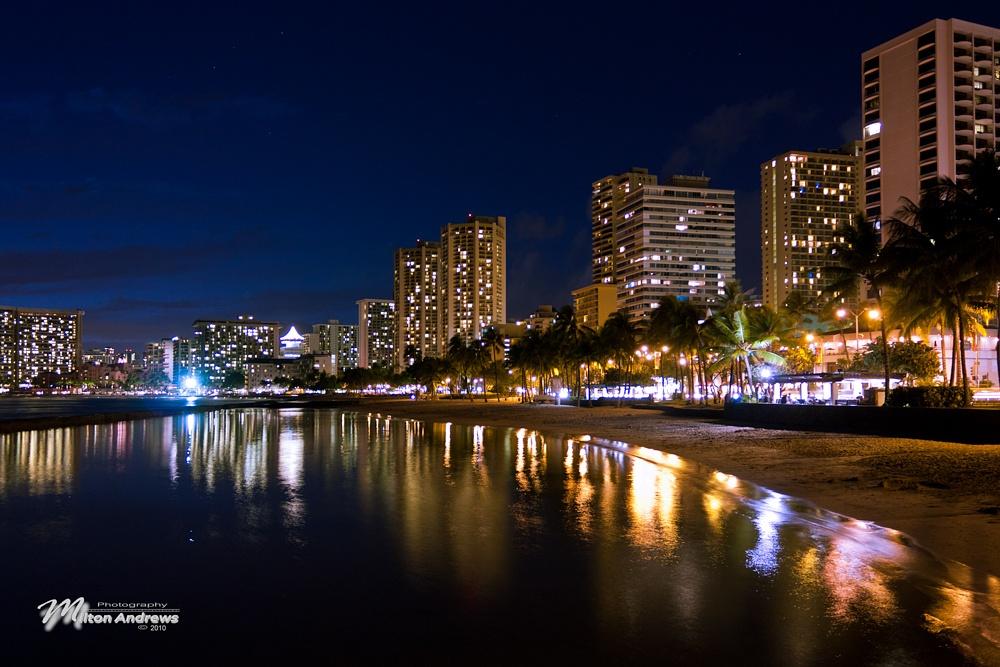 Honolulu by Milton Andrews